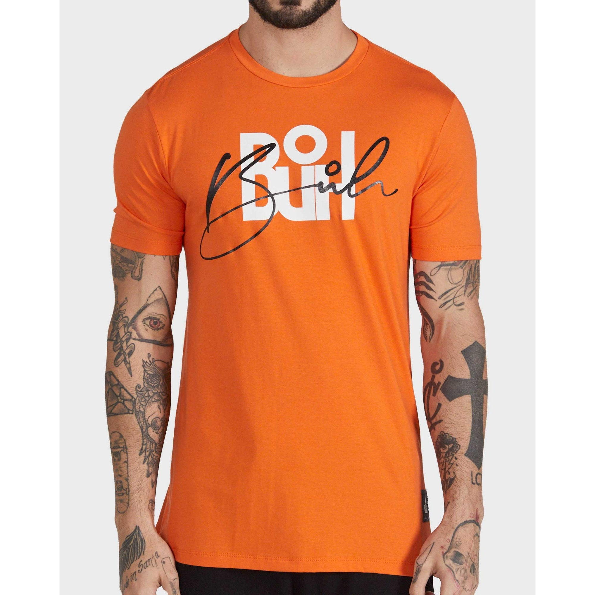 Camiseta Buh Double Orange