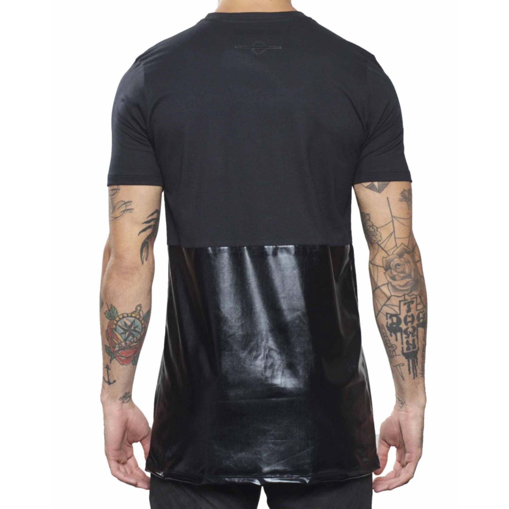 Camiseta Buh Effectuer Black