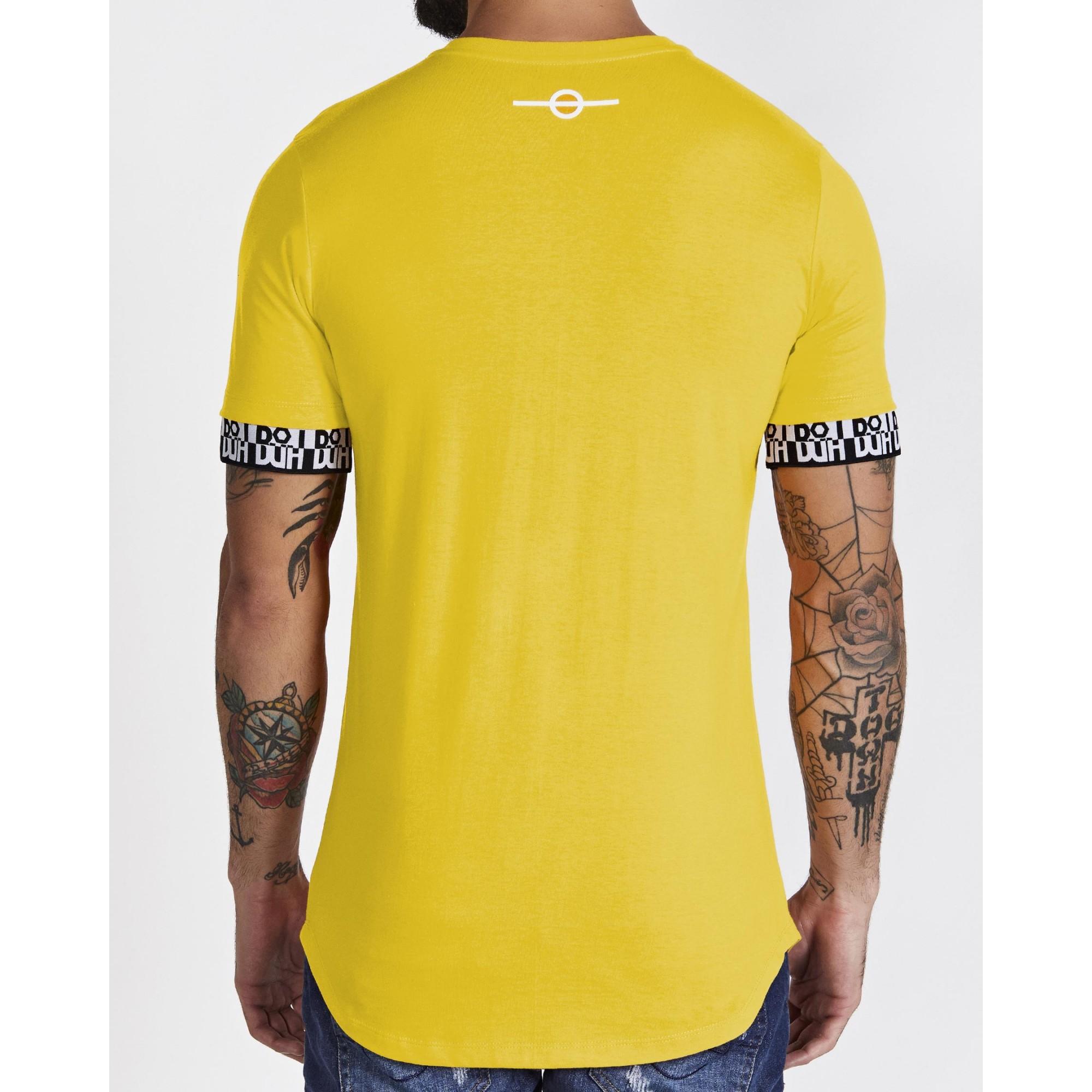Camiseta Buh Elástico Yellow
