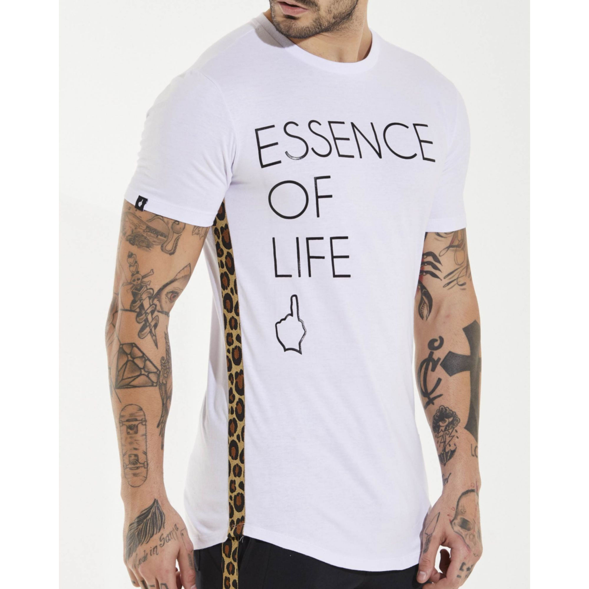 Camiseta Buh Essence Of Life White