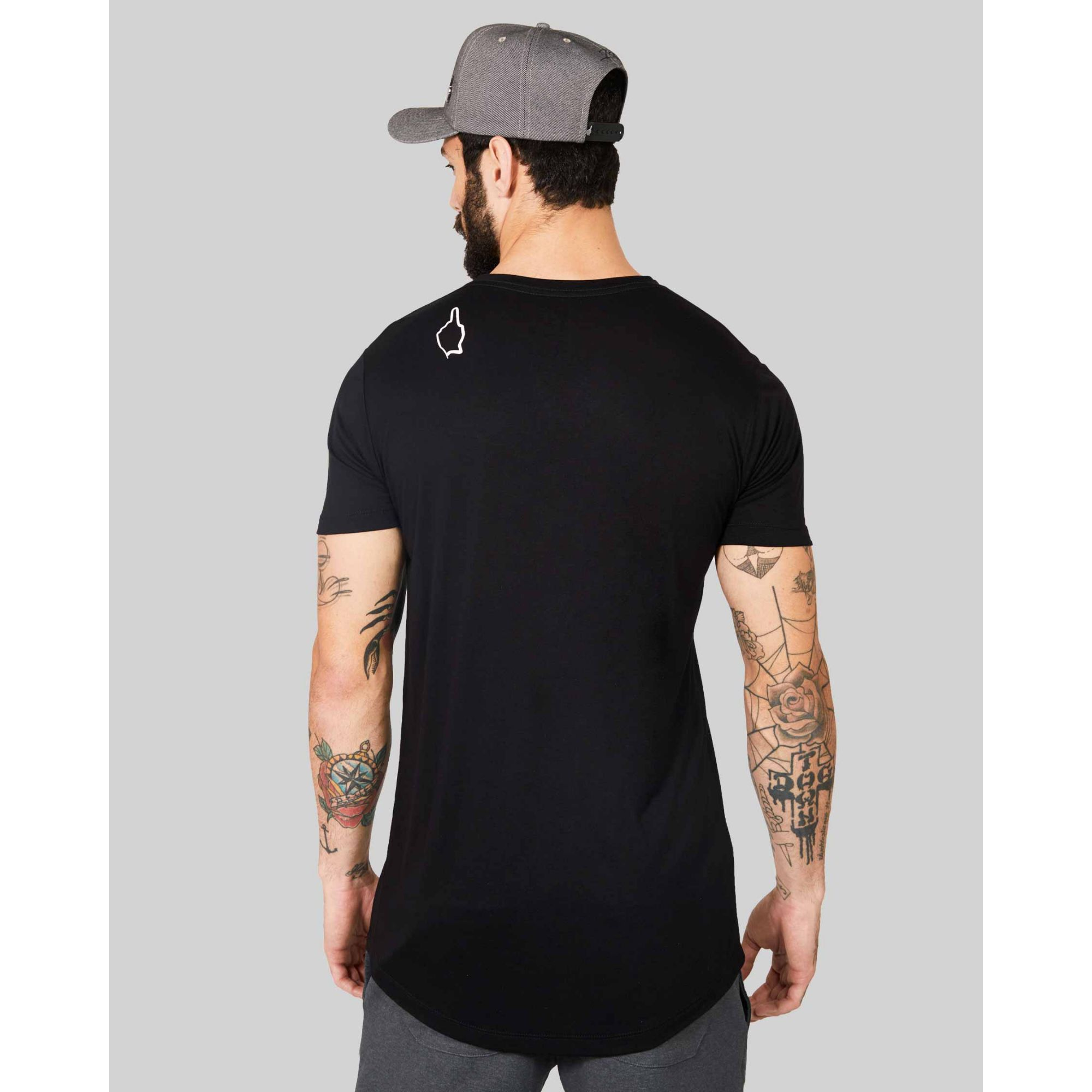 Camiseta Buh FaithFull Black