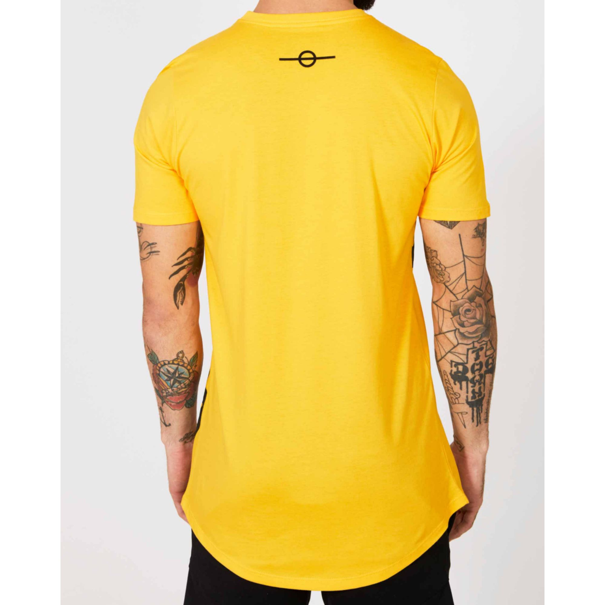 Camiseta Buh Fashion Player Yellow