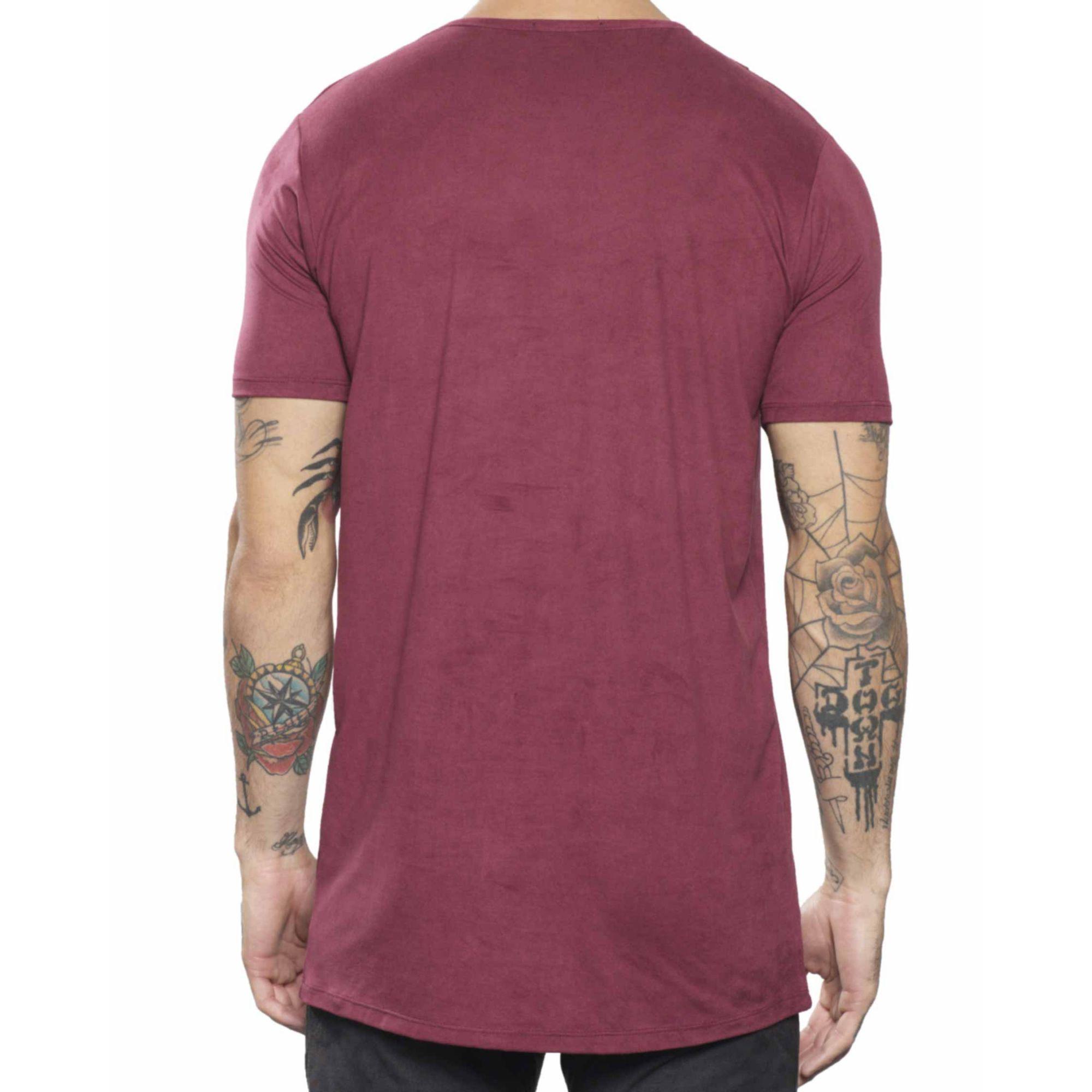 Camiseta Buh Fenda Vine