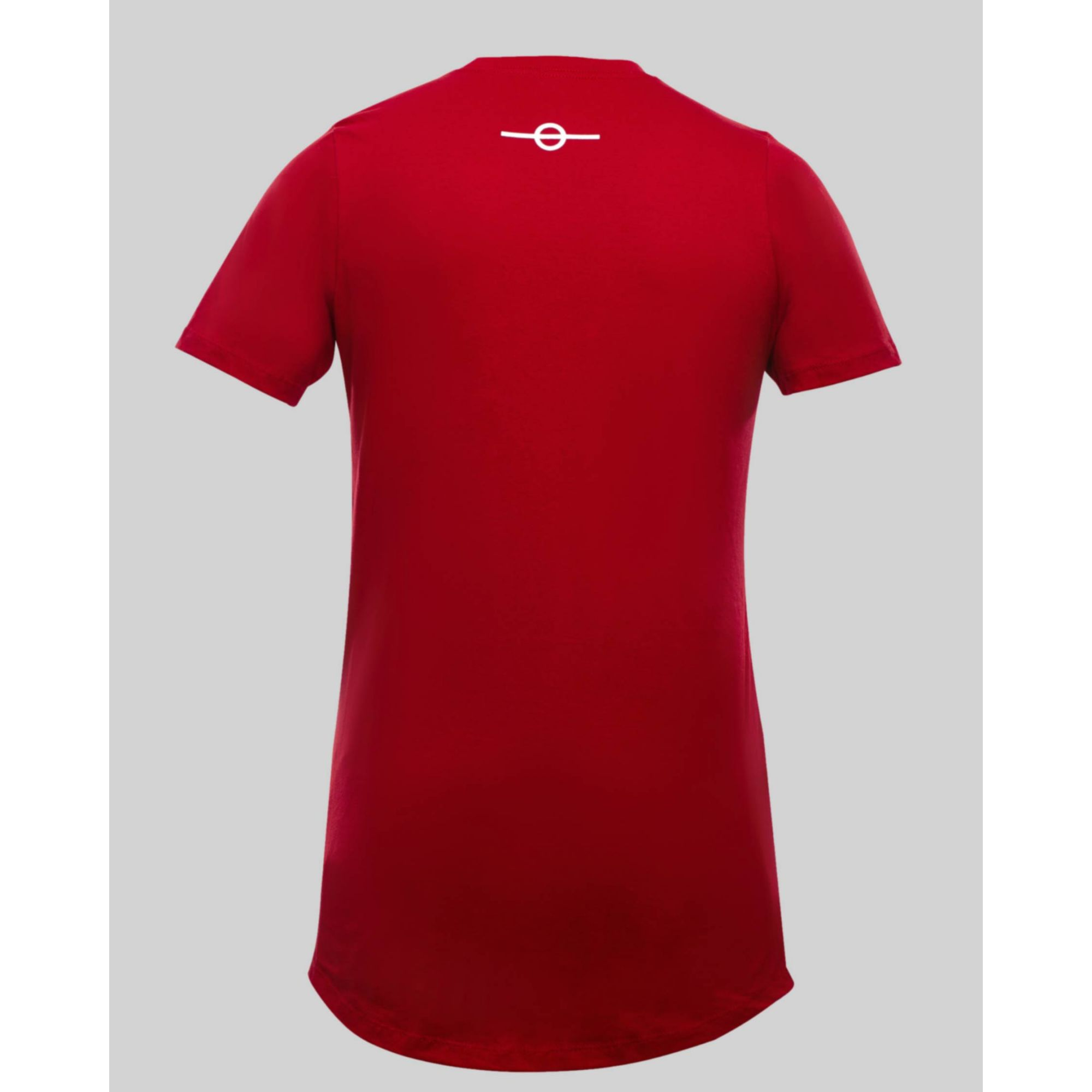 Camiseta Buh Fluor Square Red