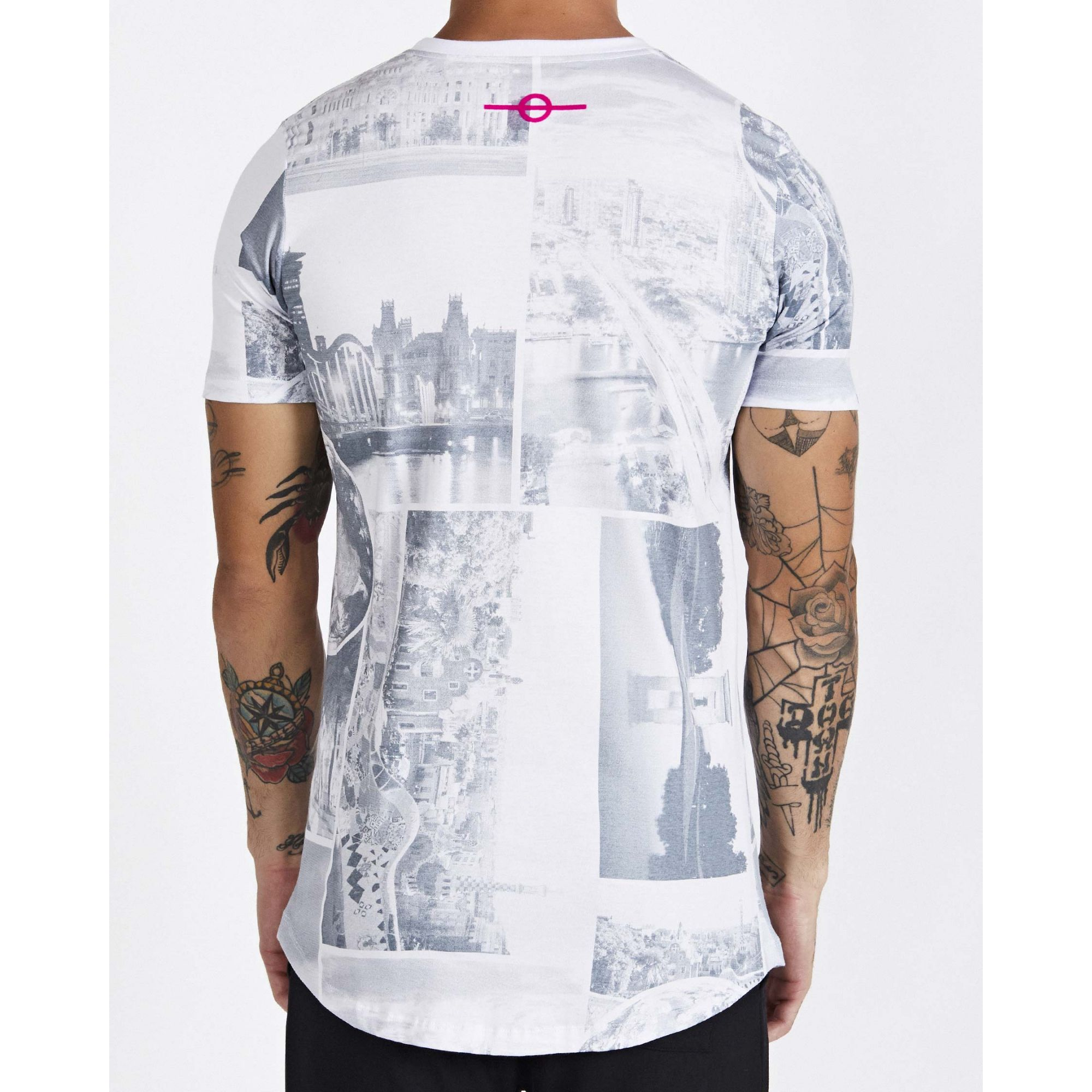 Camiseta Buh Full City Heróis