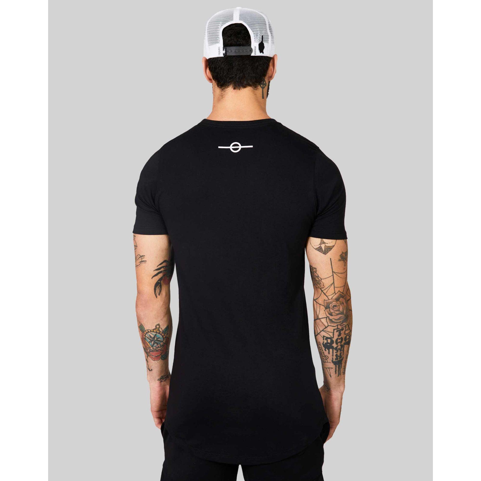 Camiseta Buh Gálatas Black