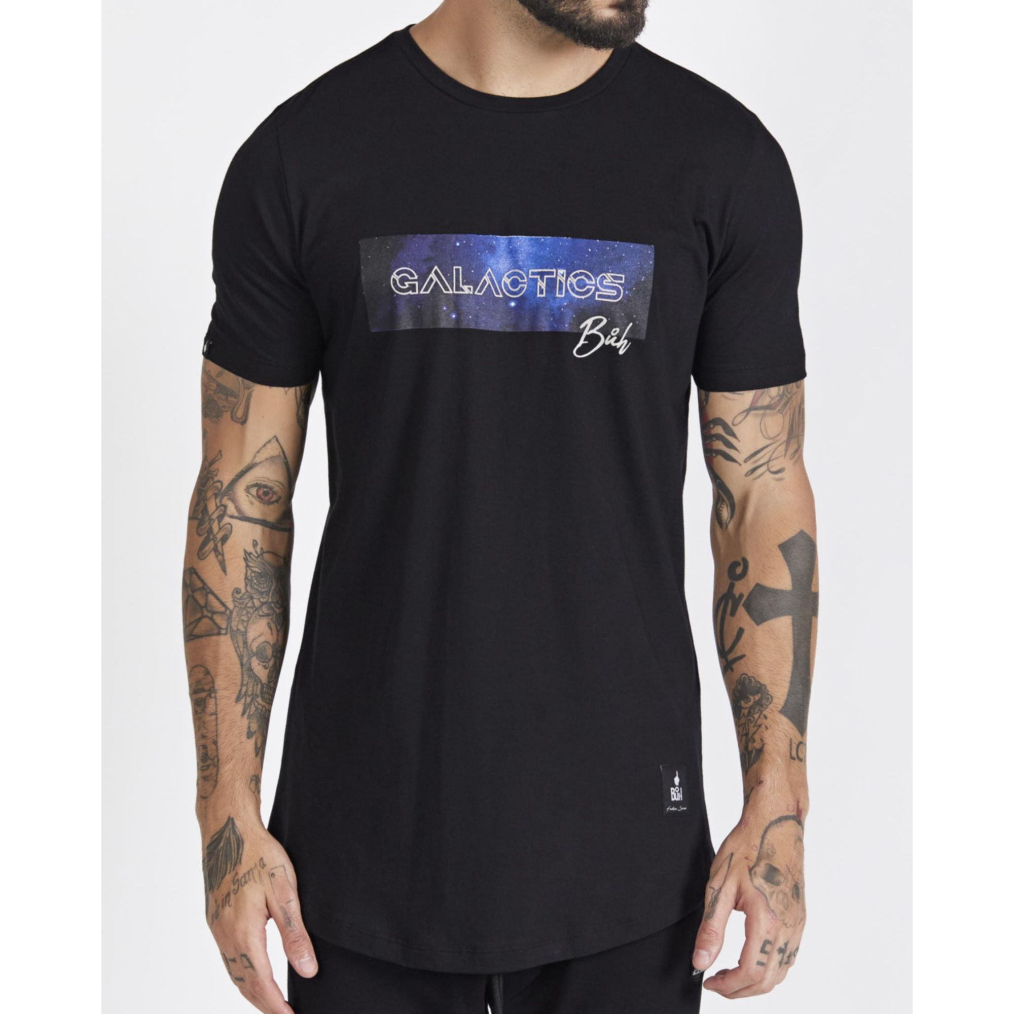 Camiseta Buh Galatics Black