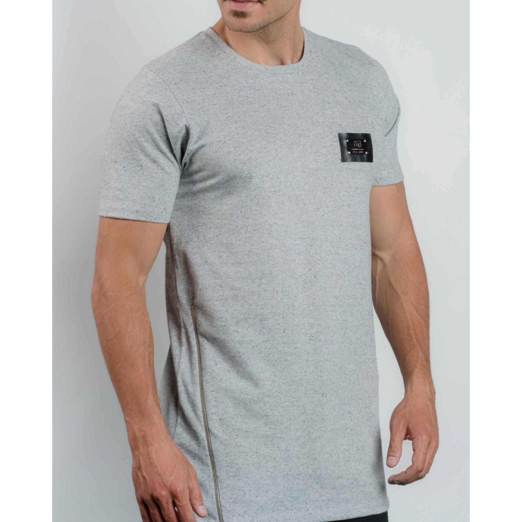 Camiseta Buh Galaxy Grey