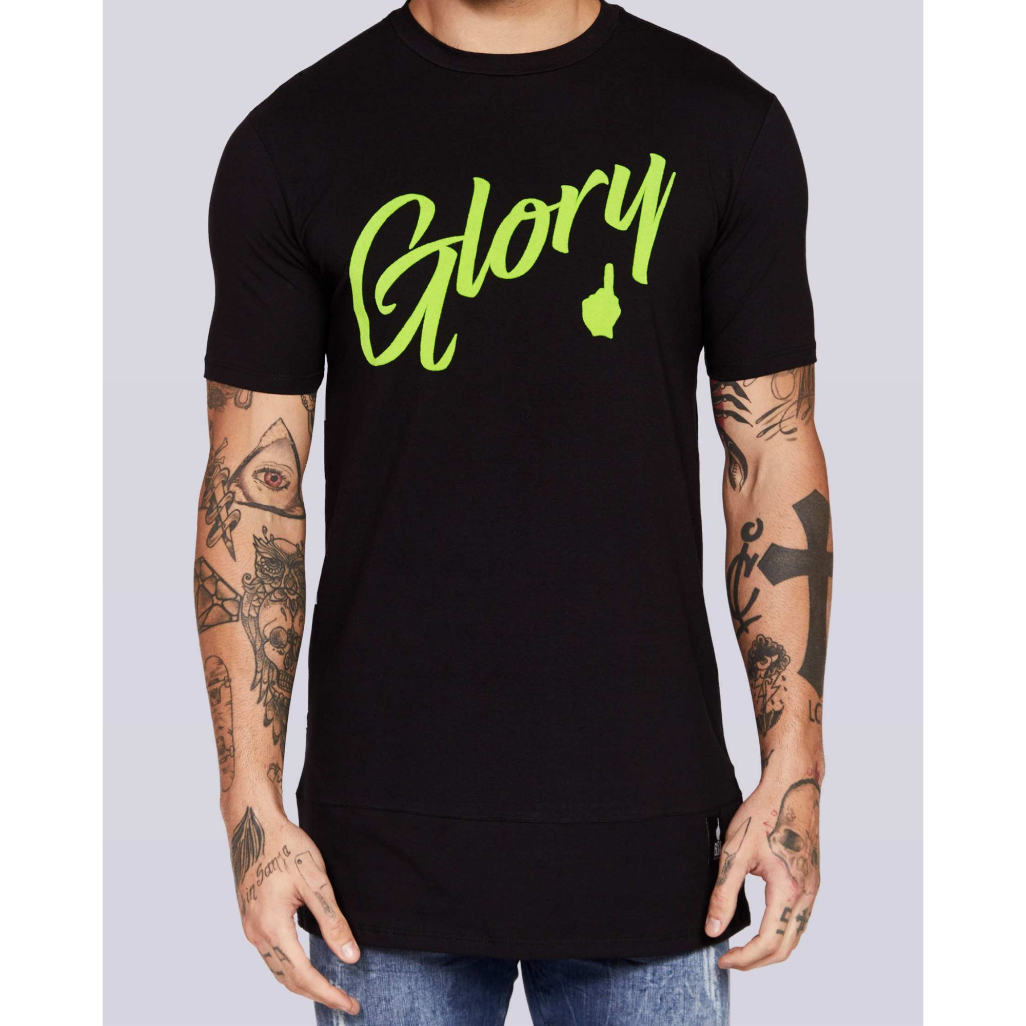 Camiseta Buh Glory Black