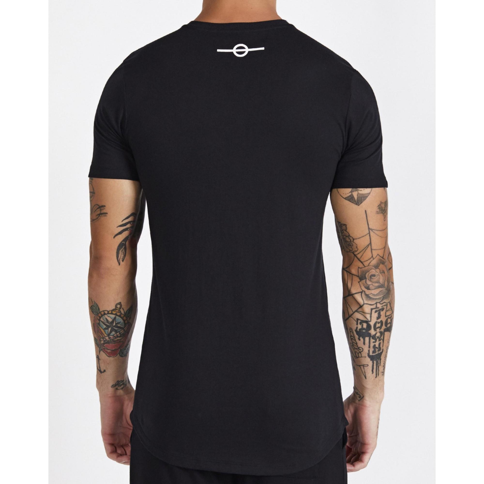 Camiseta Buh Hot Flix City Black