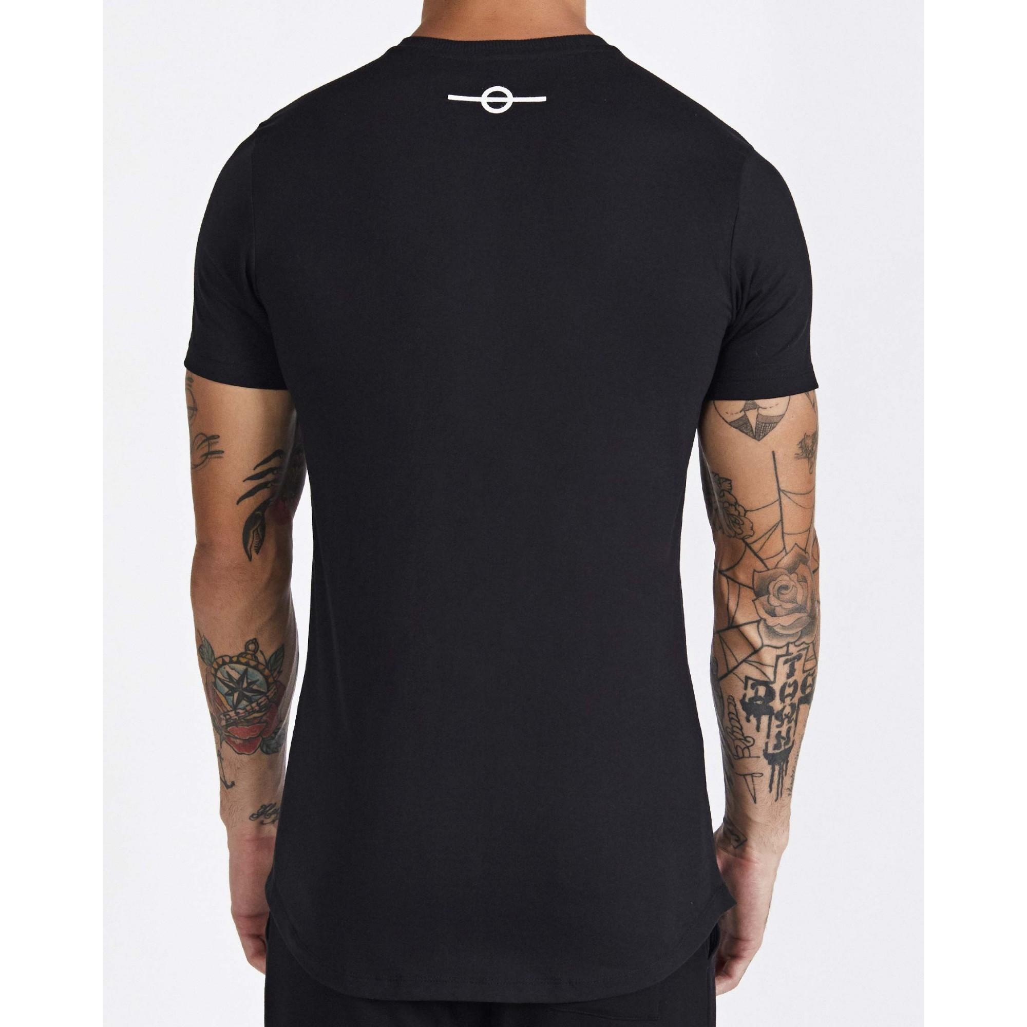 Camiseta Buh Hot Flix Estrelas Black