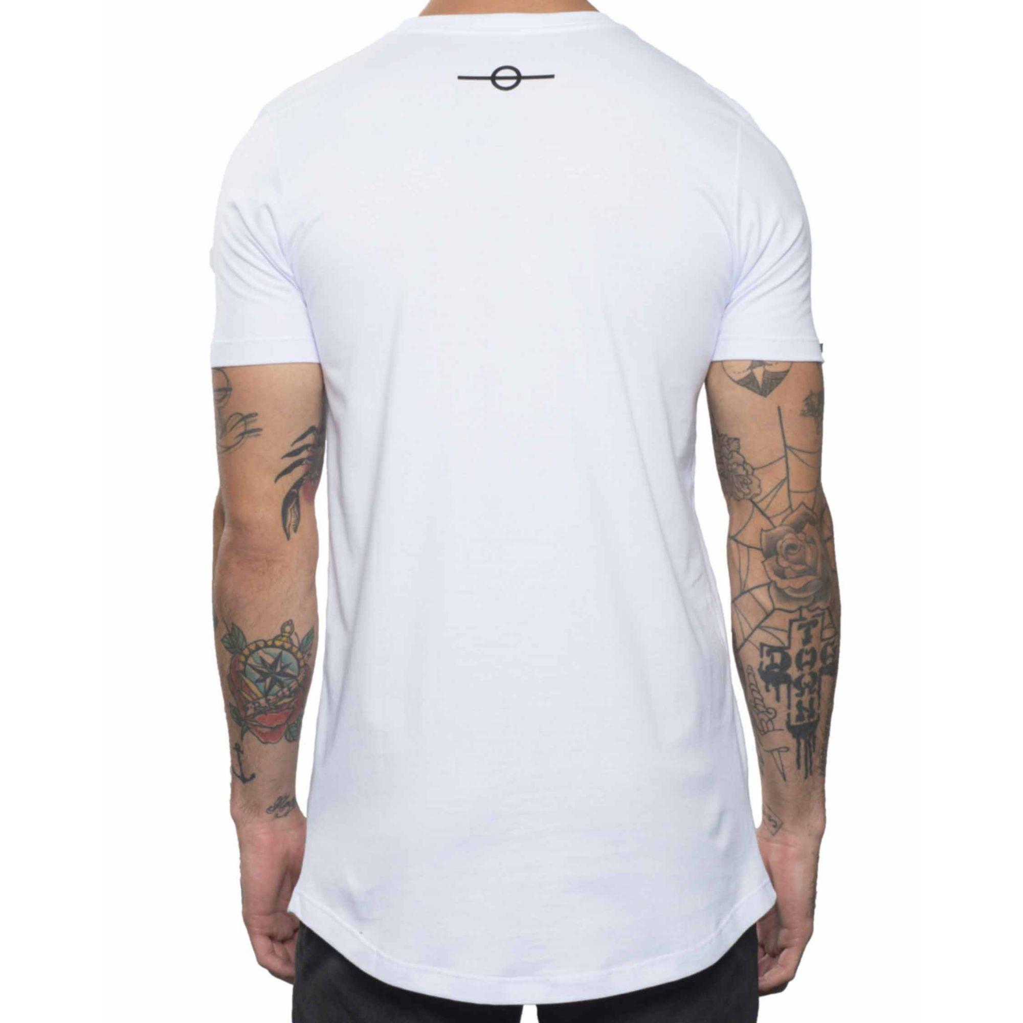 Camiseta Buh Joueur White