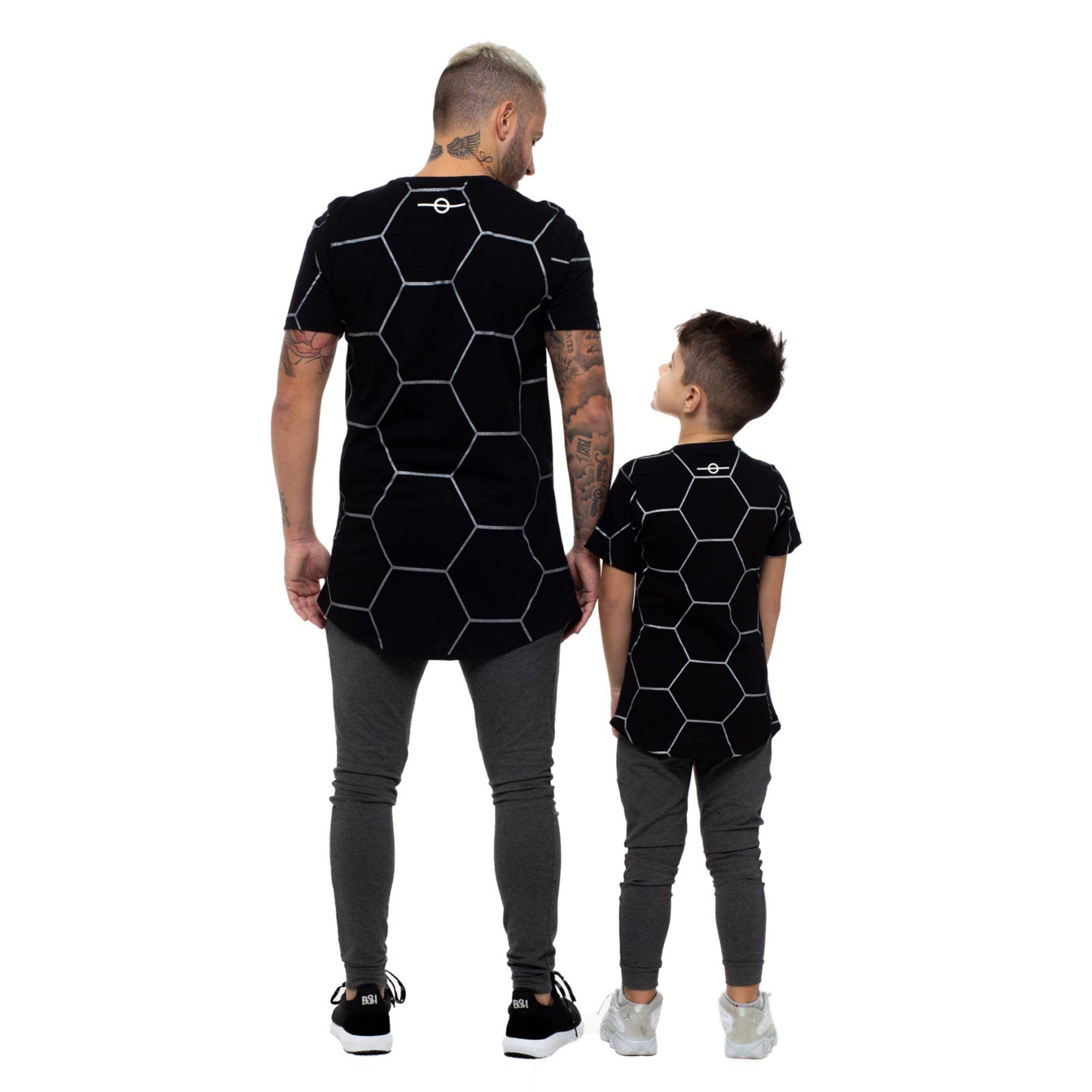 Camiseta Buh Kids 10 Gomos Black