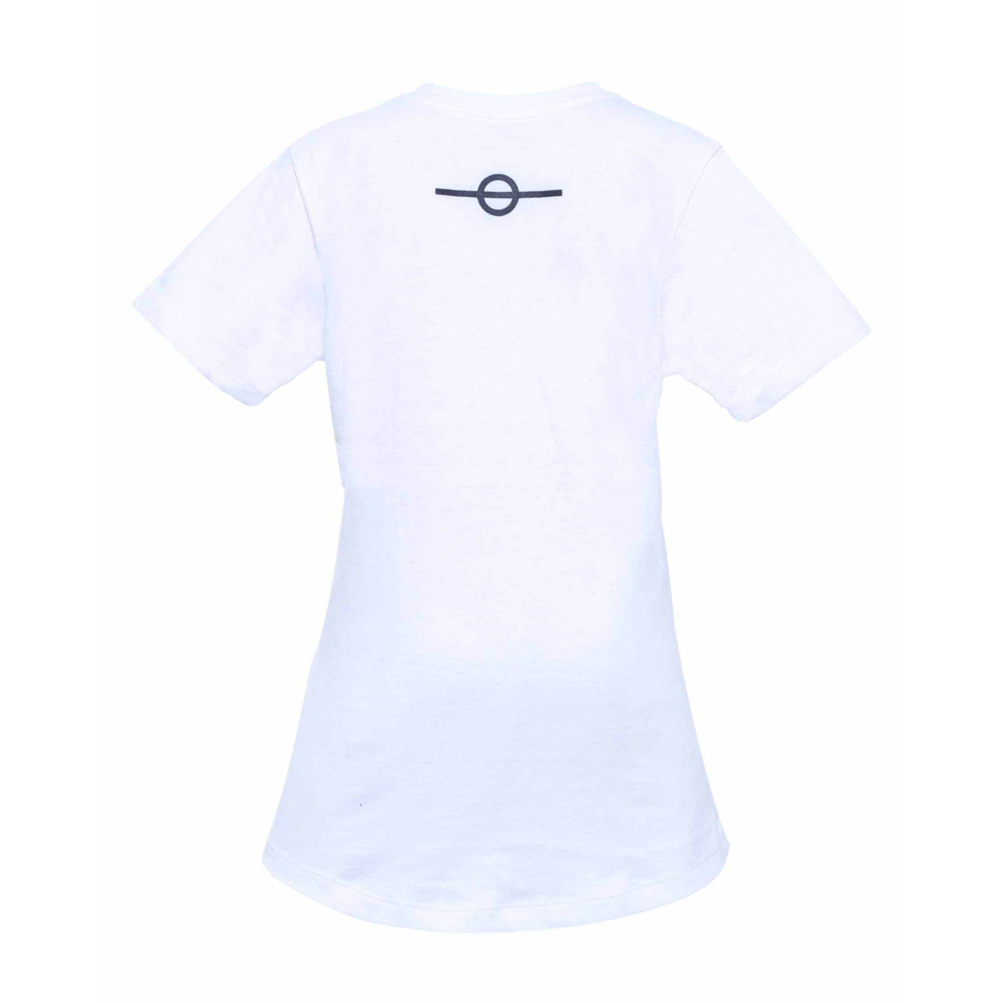 Camiseta Buh Kids 3D White