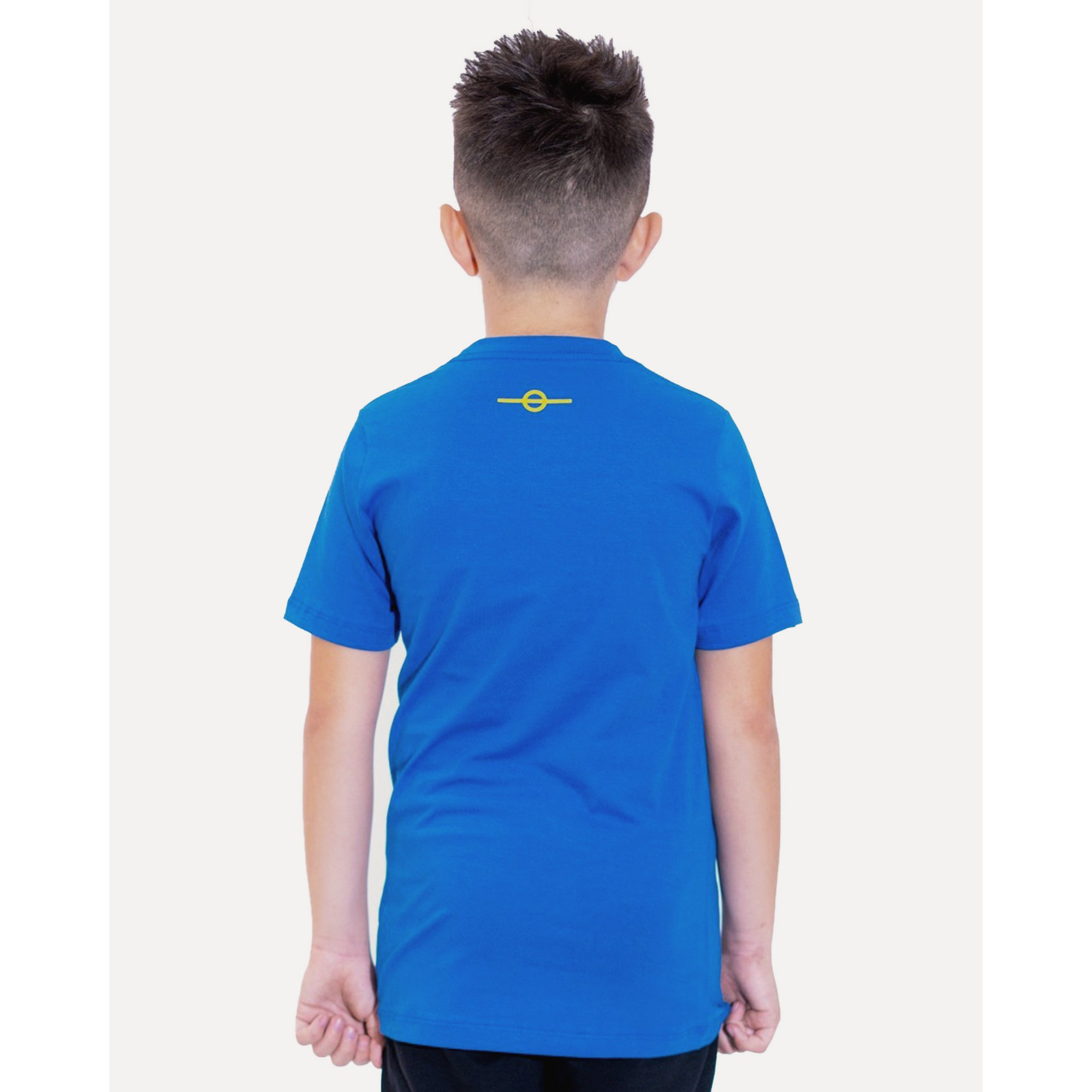 Camiseta Buh Kids Basic HQ Blue