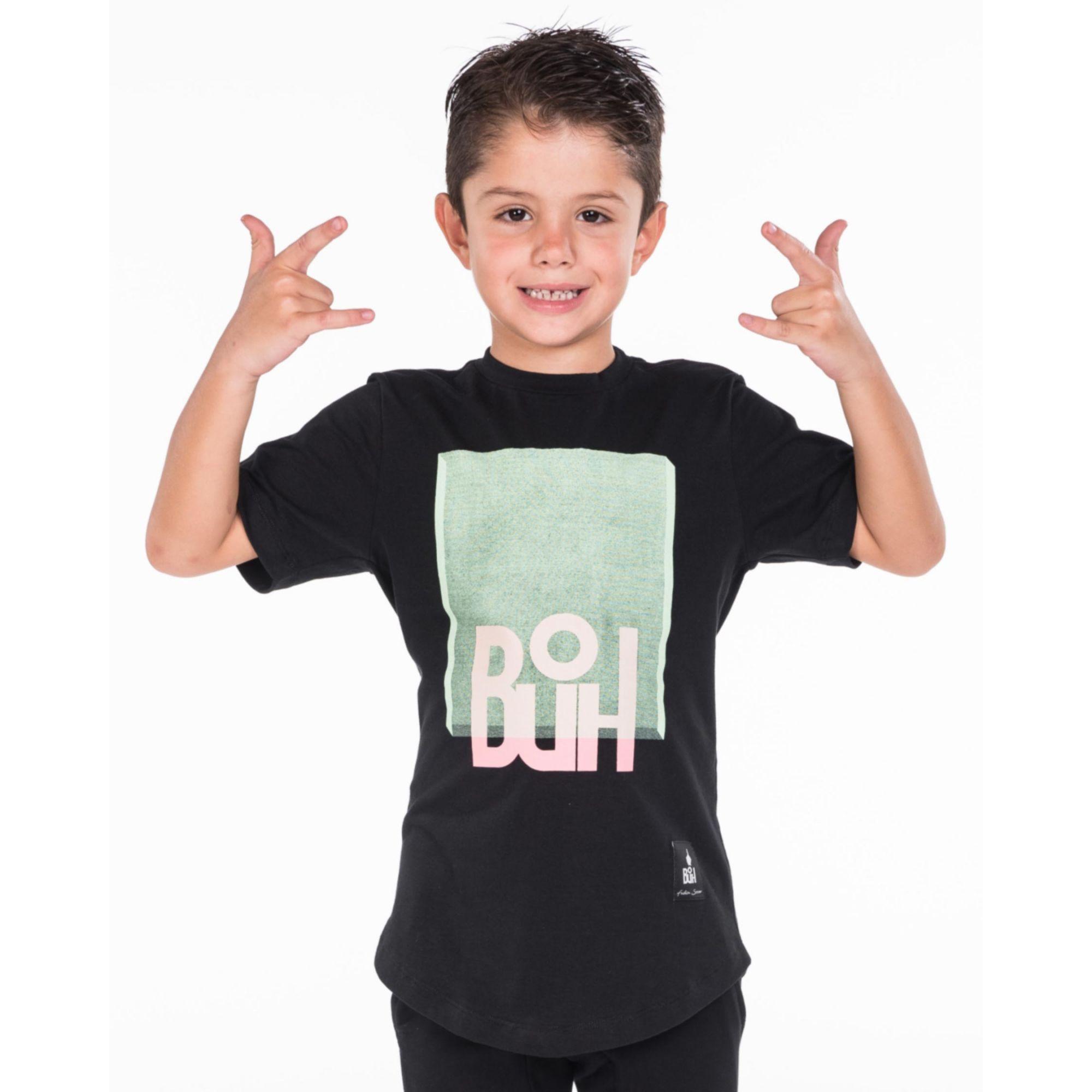 Camiseta Buh Kids Candy Colors