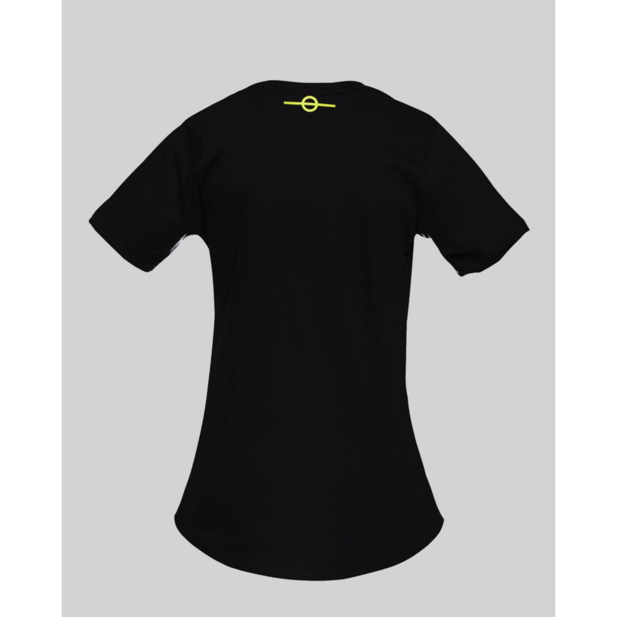 Camiseta Buh Kids Fluor Square Black