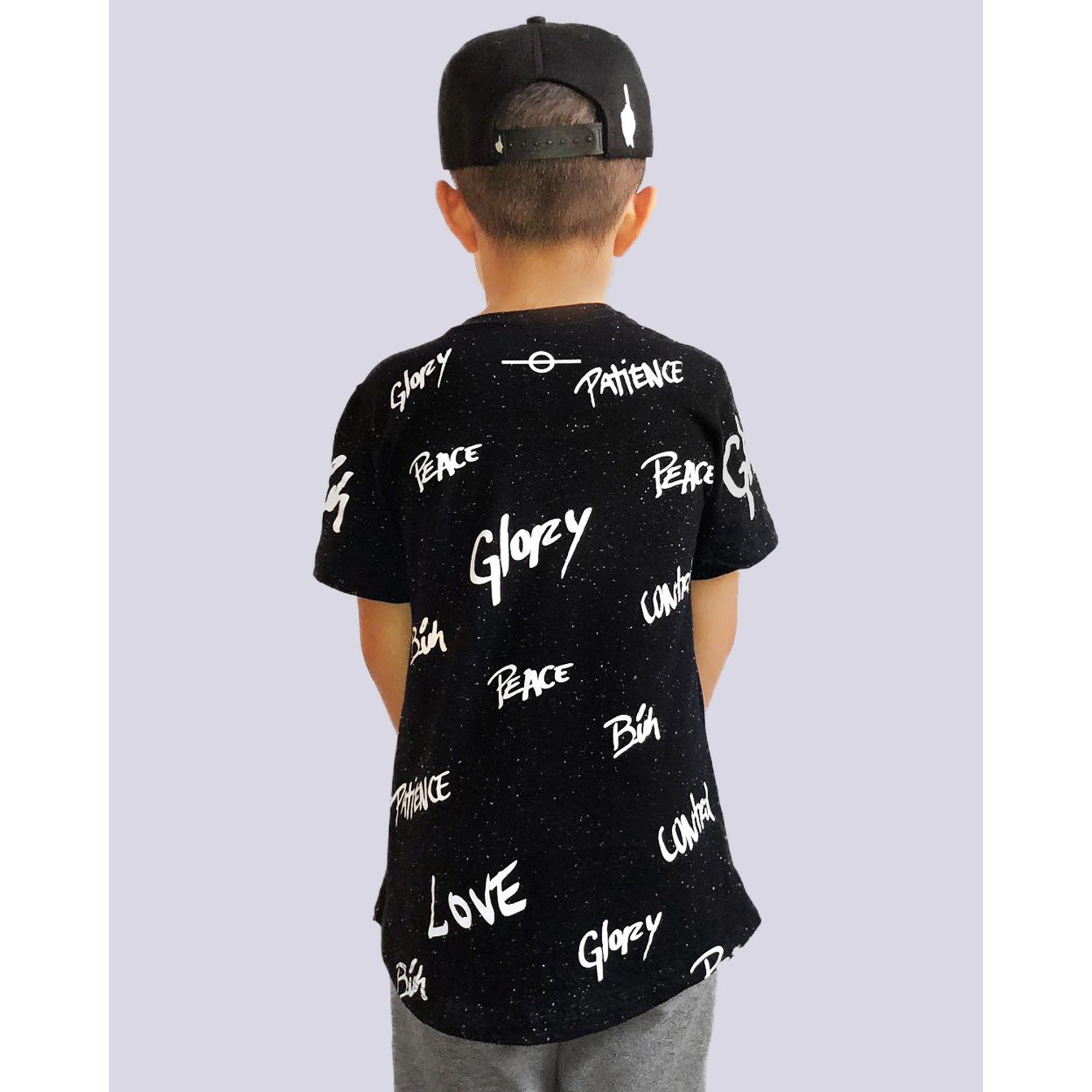 Camiseta Buh Kids Full Print Botonê