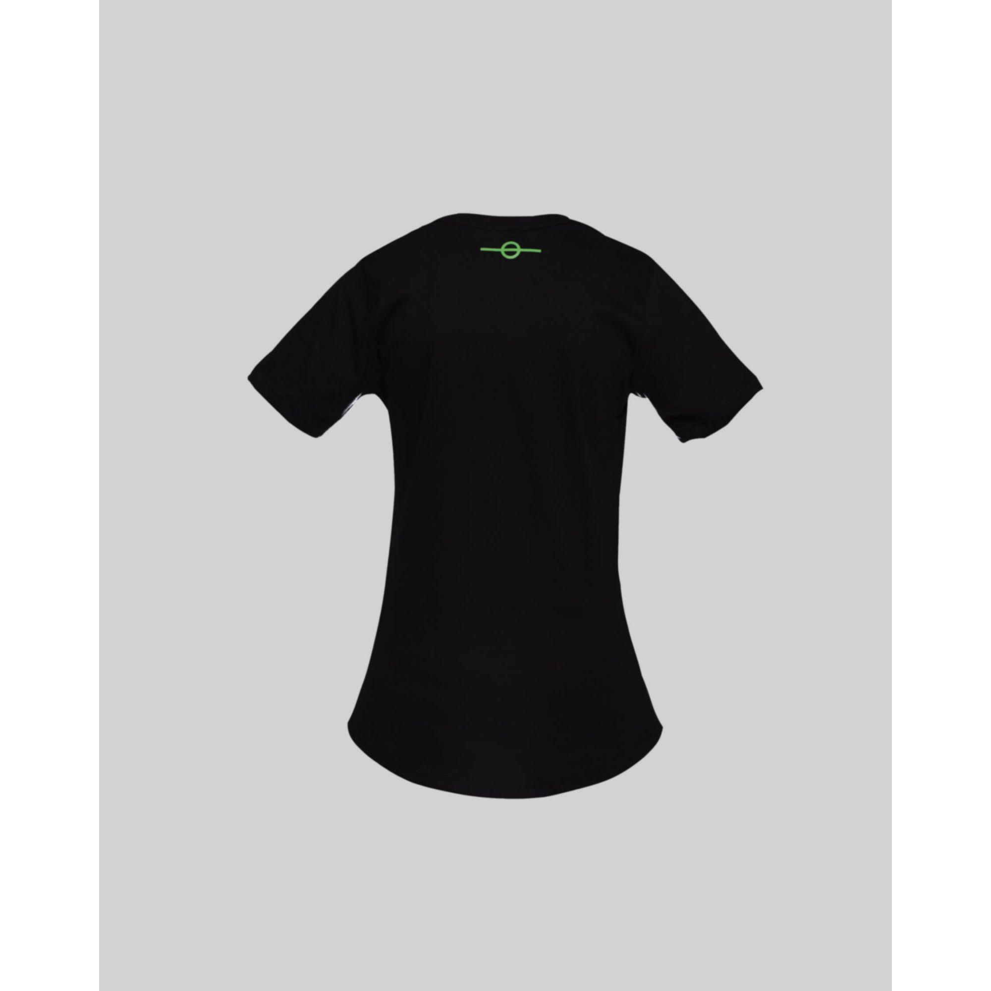 Camiseta Buh Kids Multi Squares Black