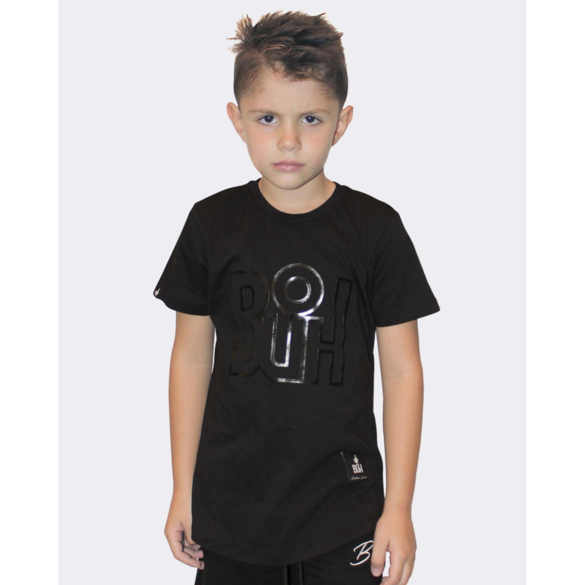 Camiseta Buh Kids Outline Black