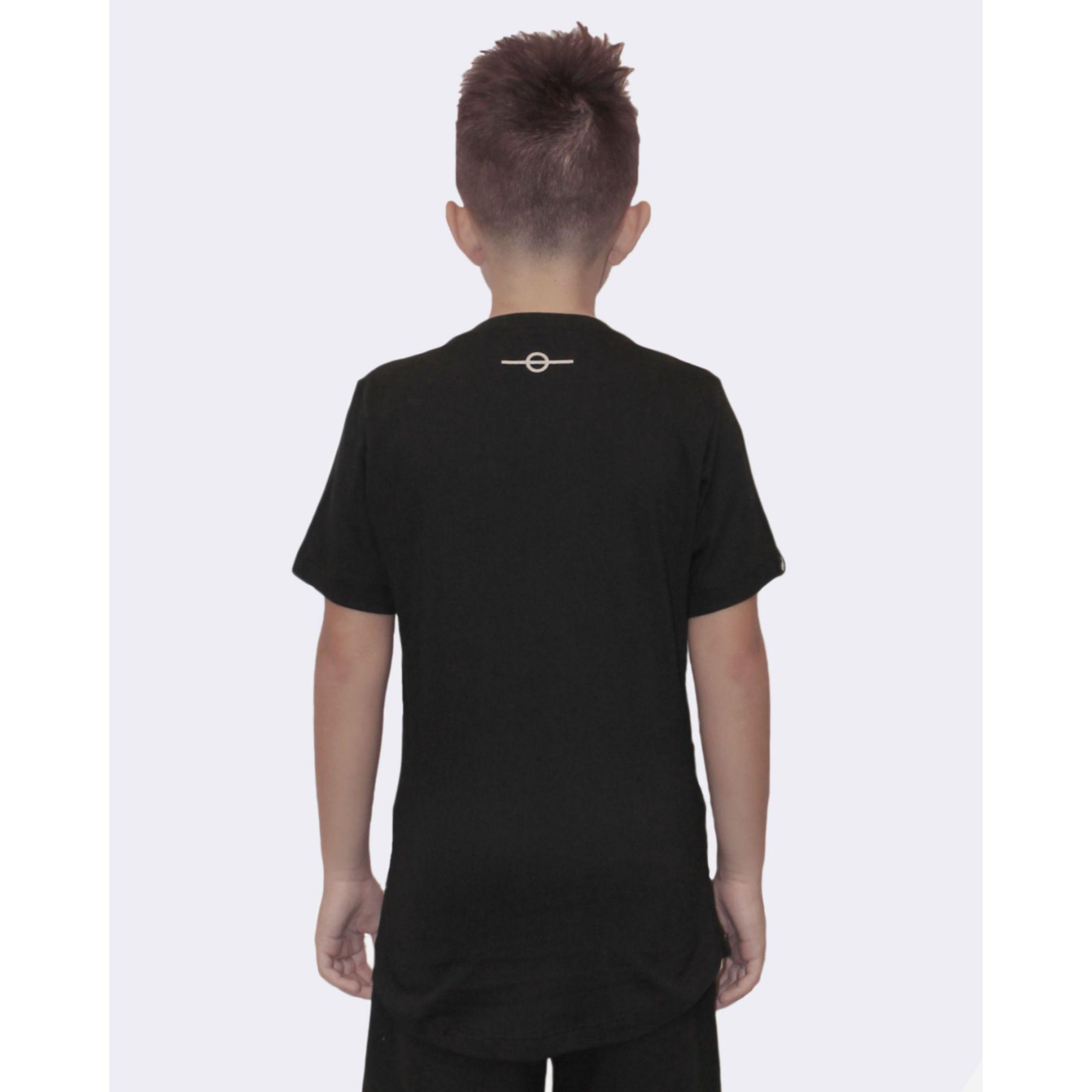 Camiseta Buh Kids Paetê Is The Light