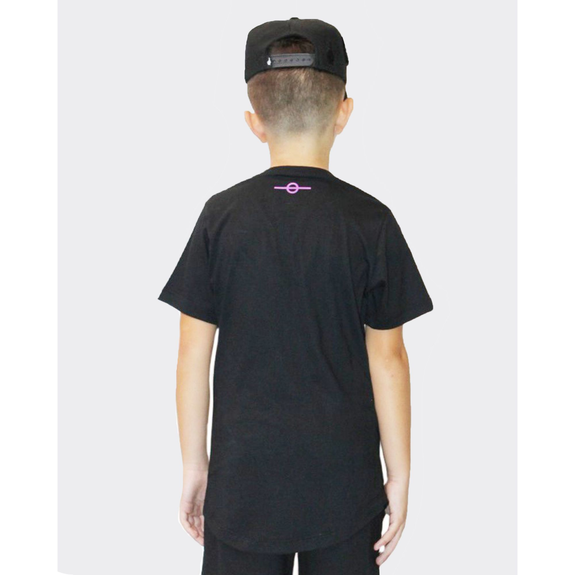 Camiseta Buh Kids Patch Color