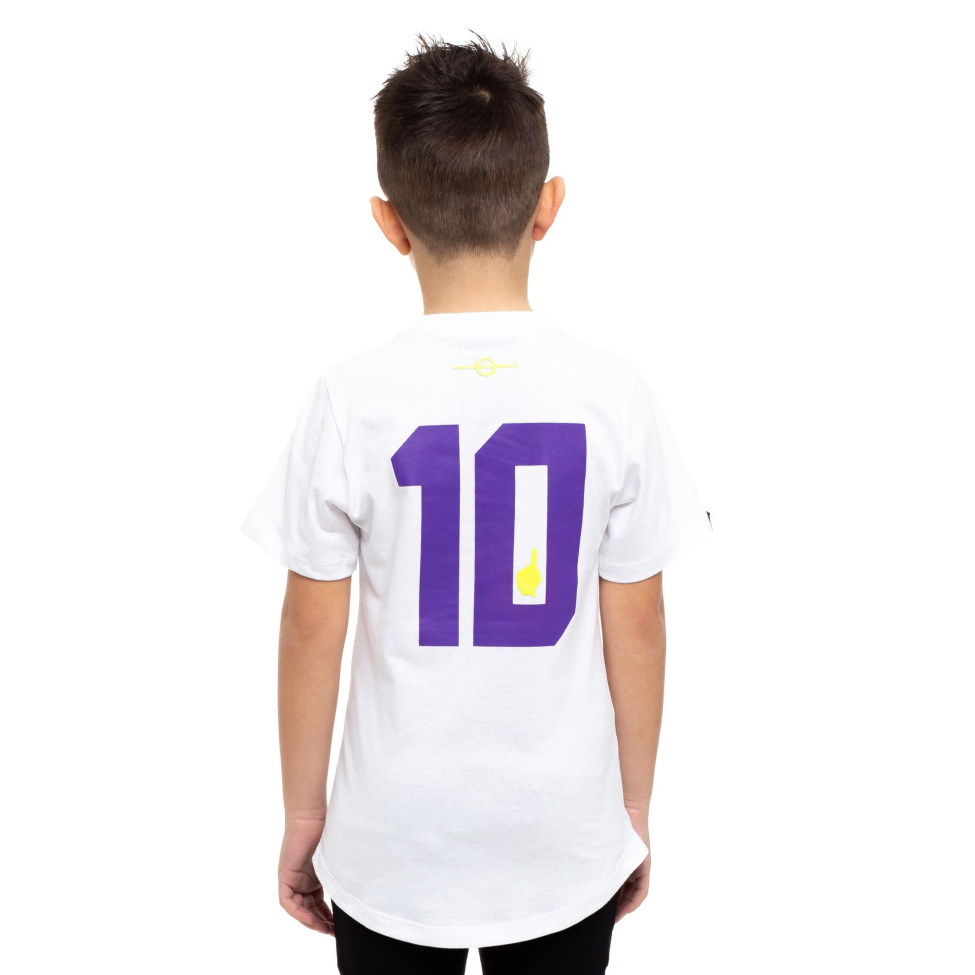 Camiseta Buh Kids Soccer Color White