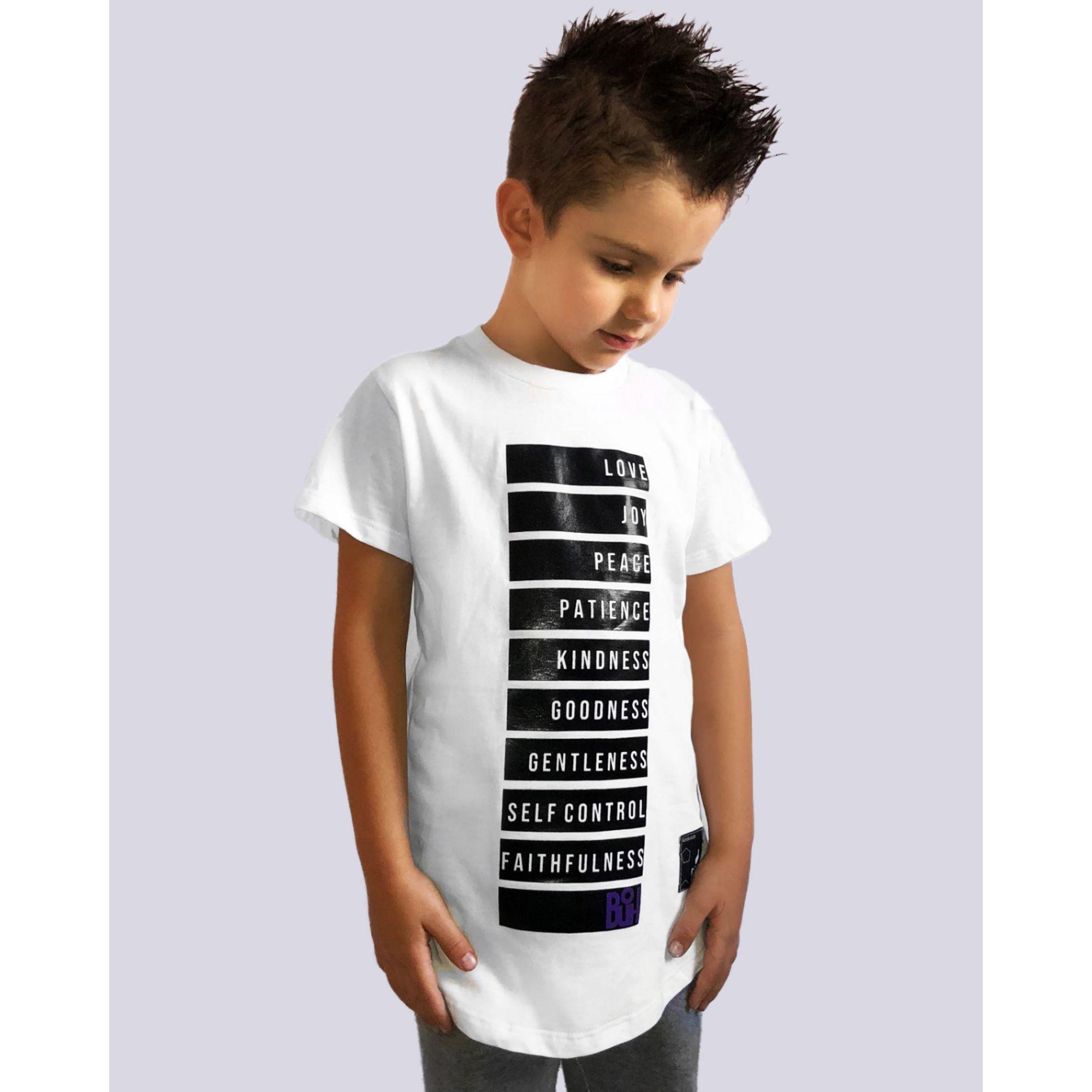 Camiseta Buh Kids Spirit