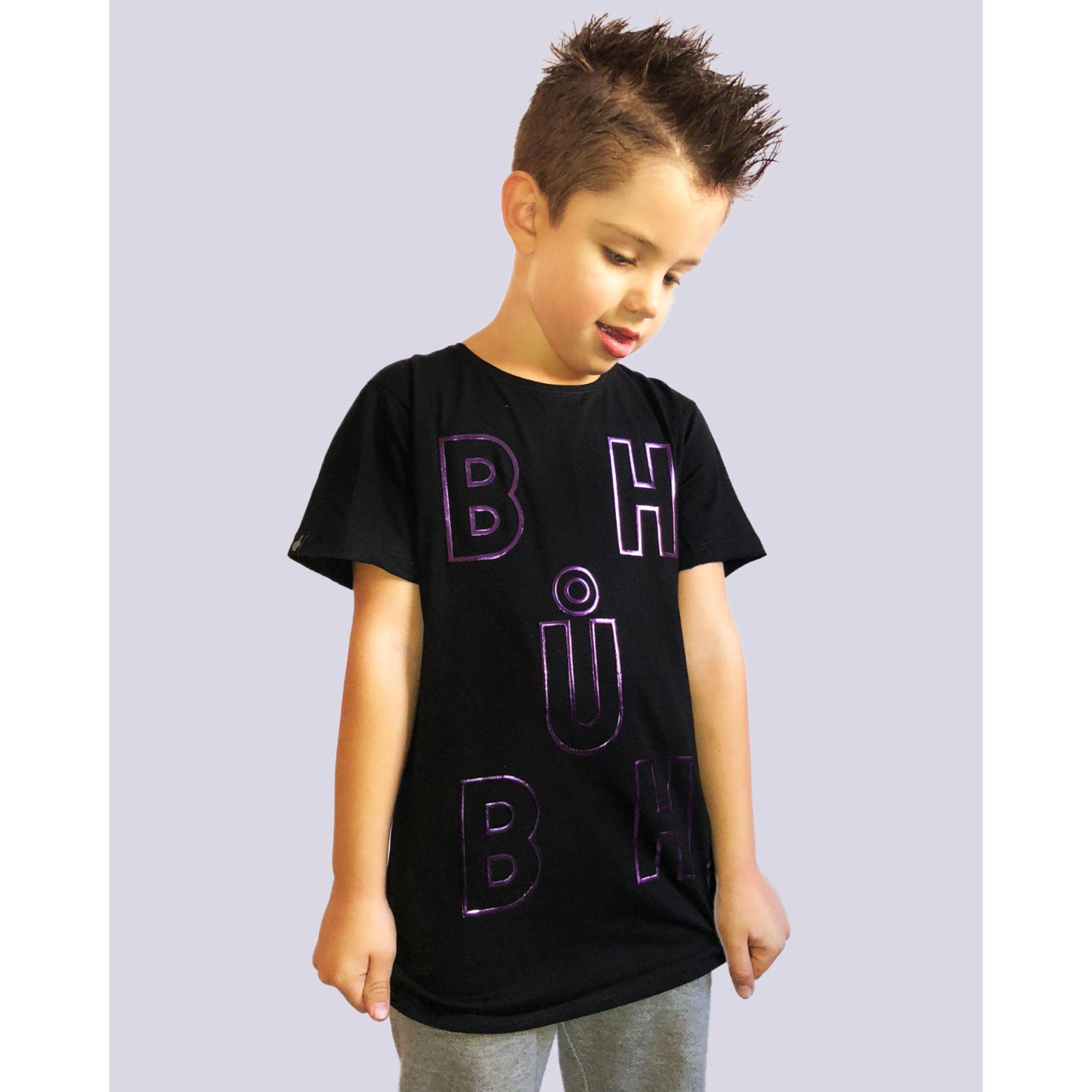 Camiseta Buh Kids X
