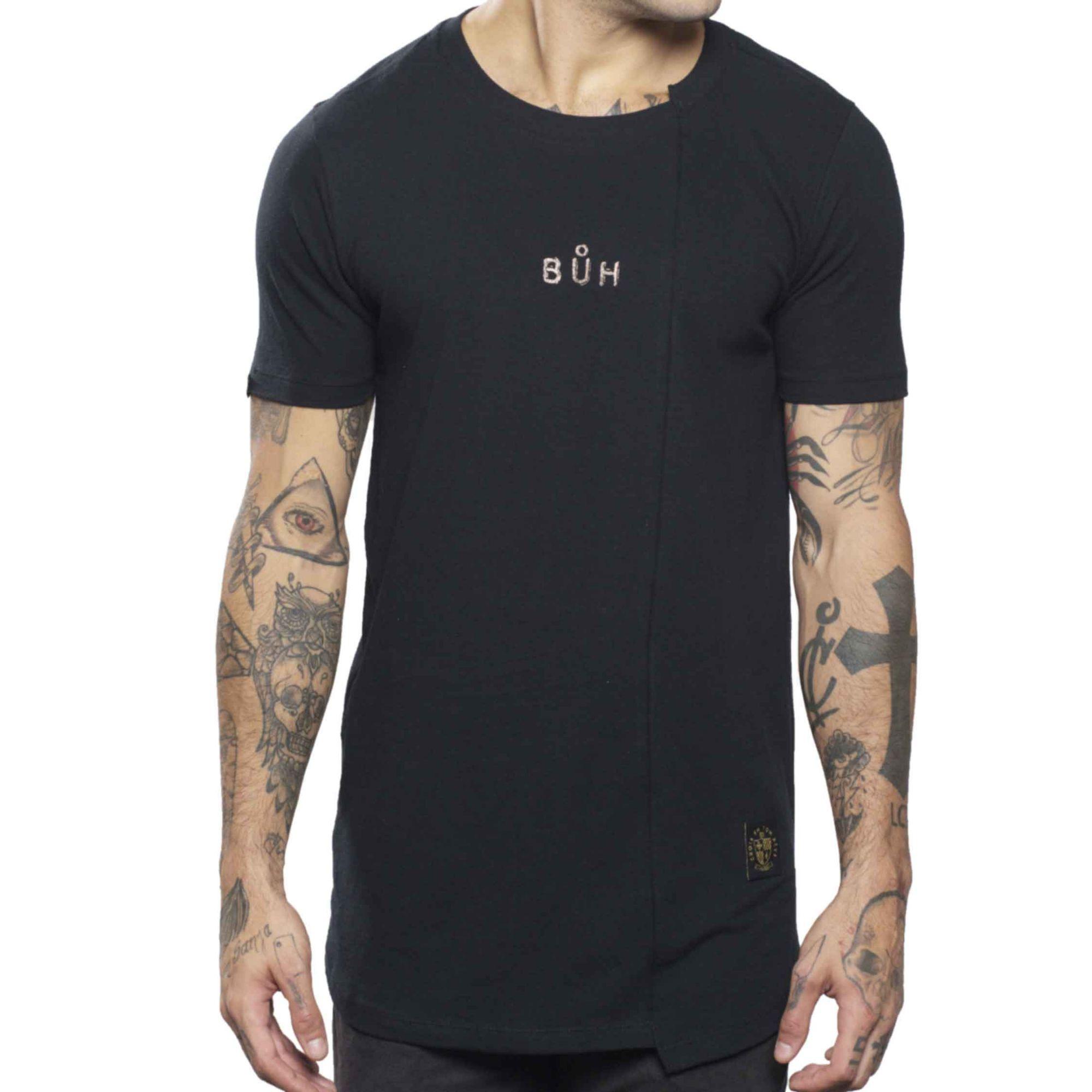 Camiseta Buh Lá Révolution Black