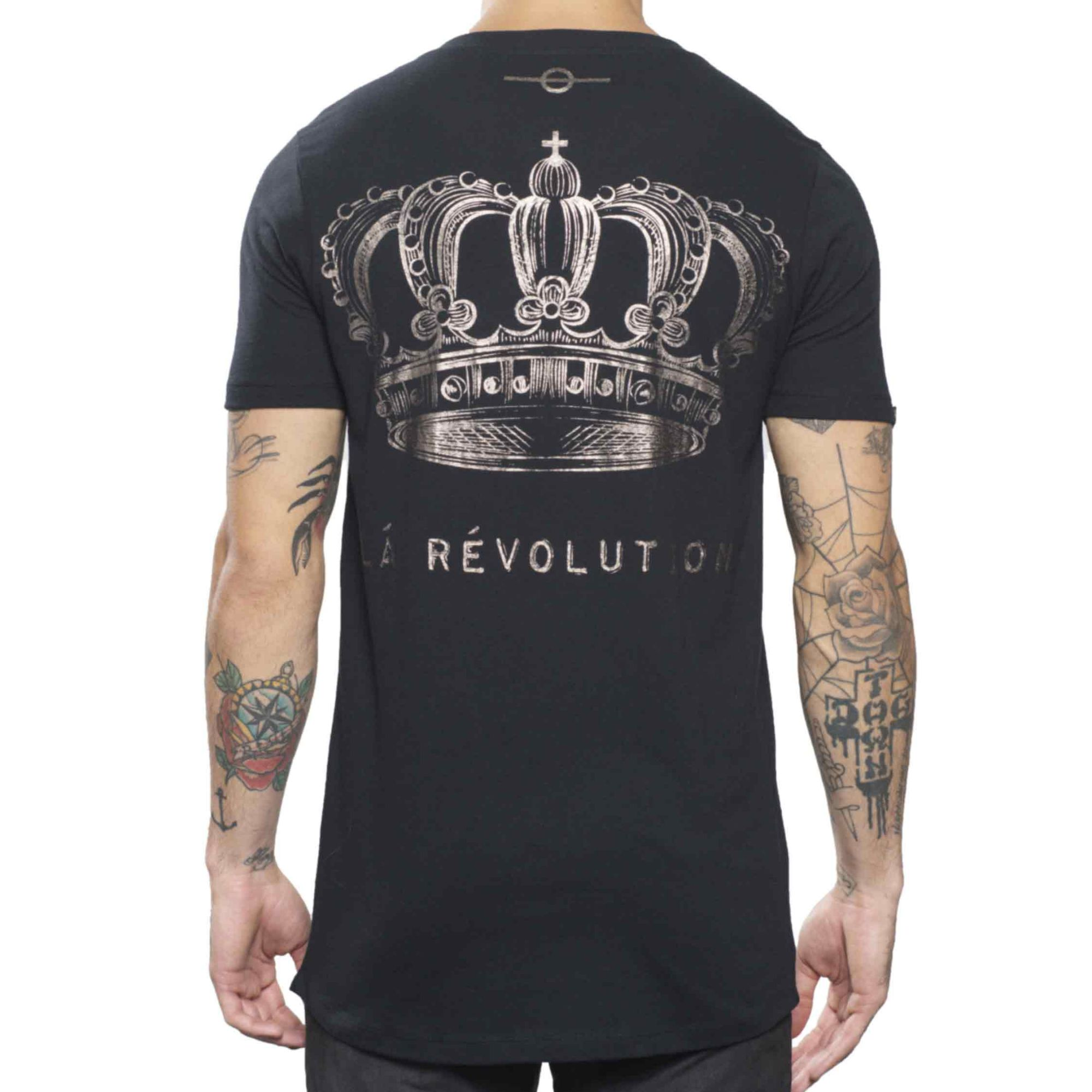 Camiseta Buh Lá Révolution Black