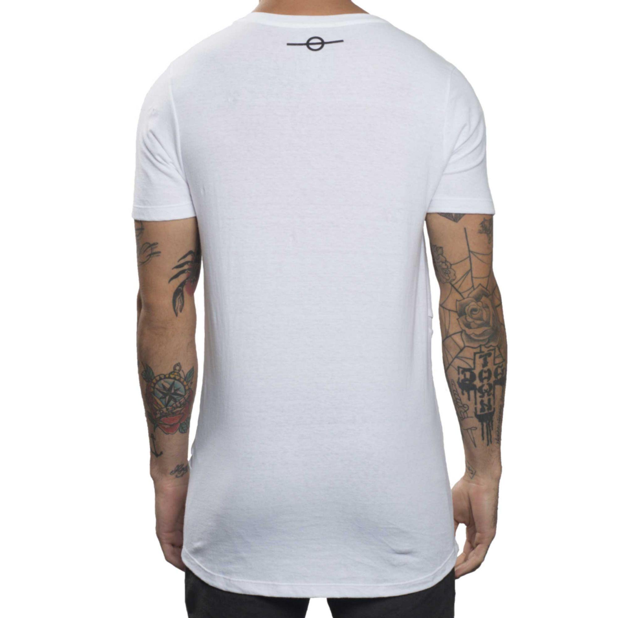 Camiseta Buh Le Rêver White