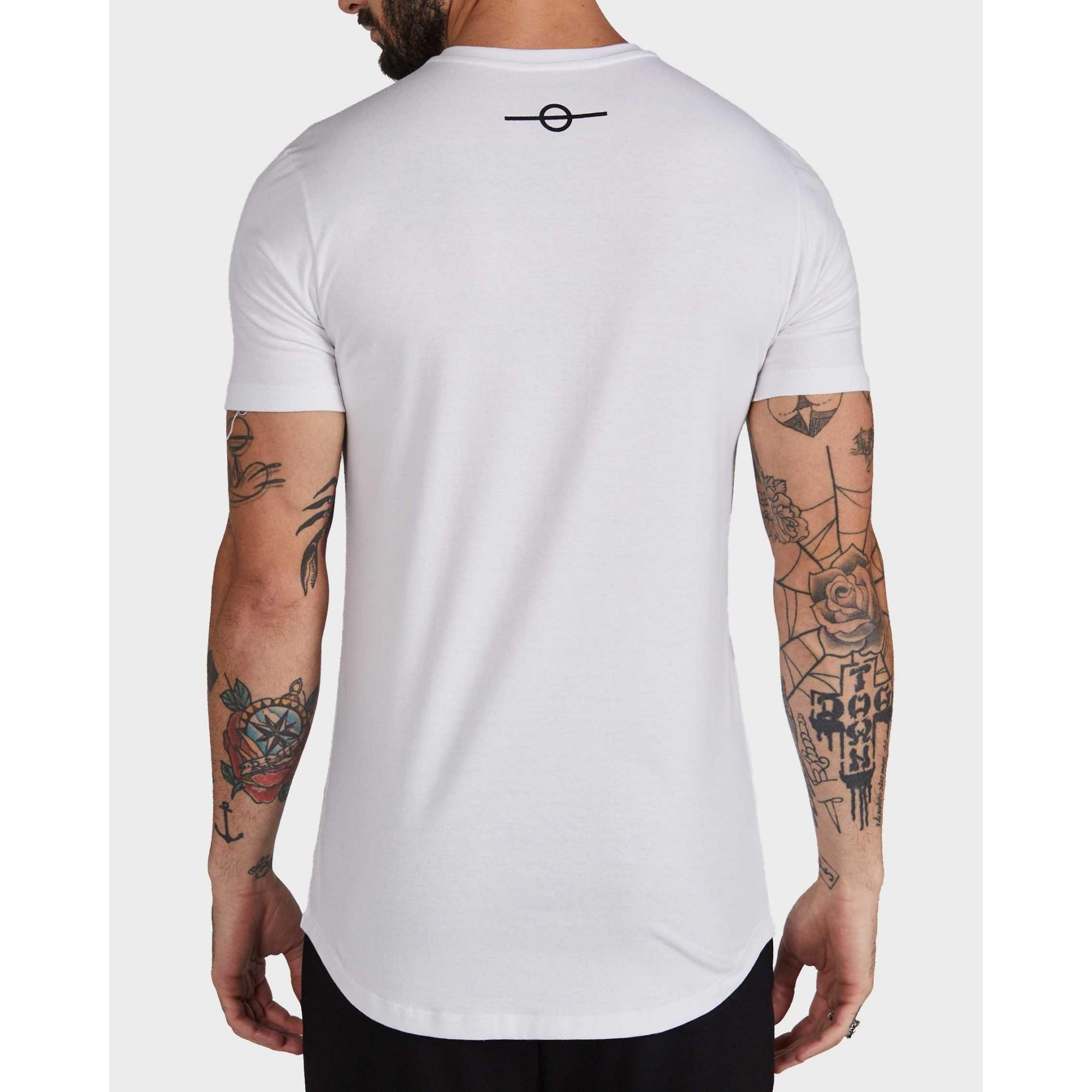 Camiseta Buh Living Faith White