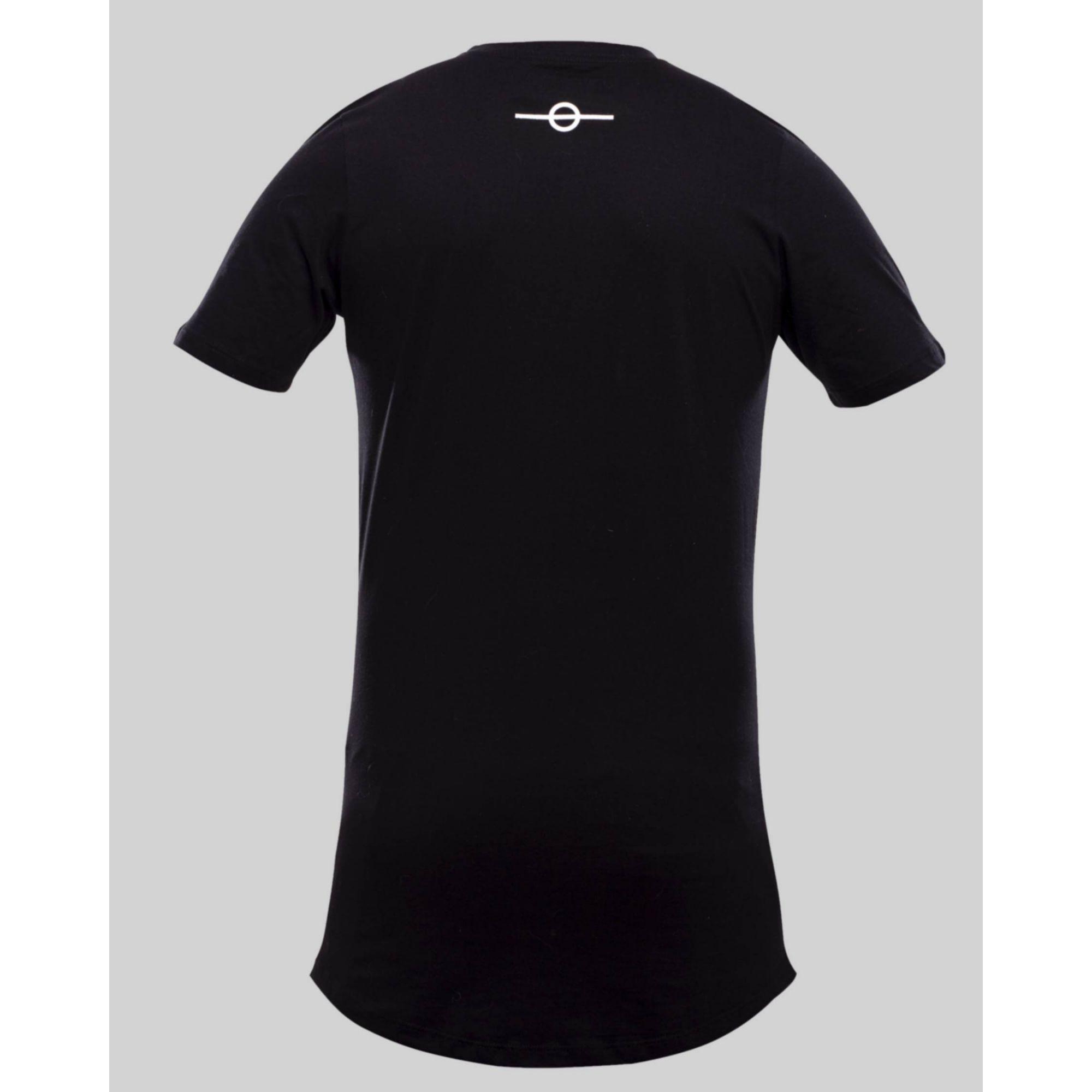 Camiseta Buh Maxxi Letters Black