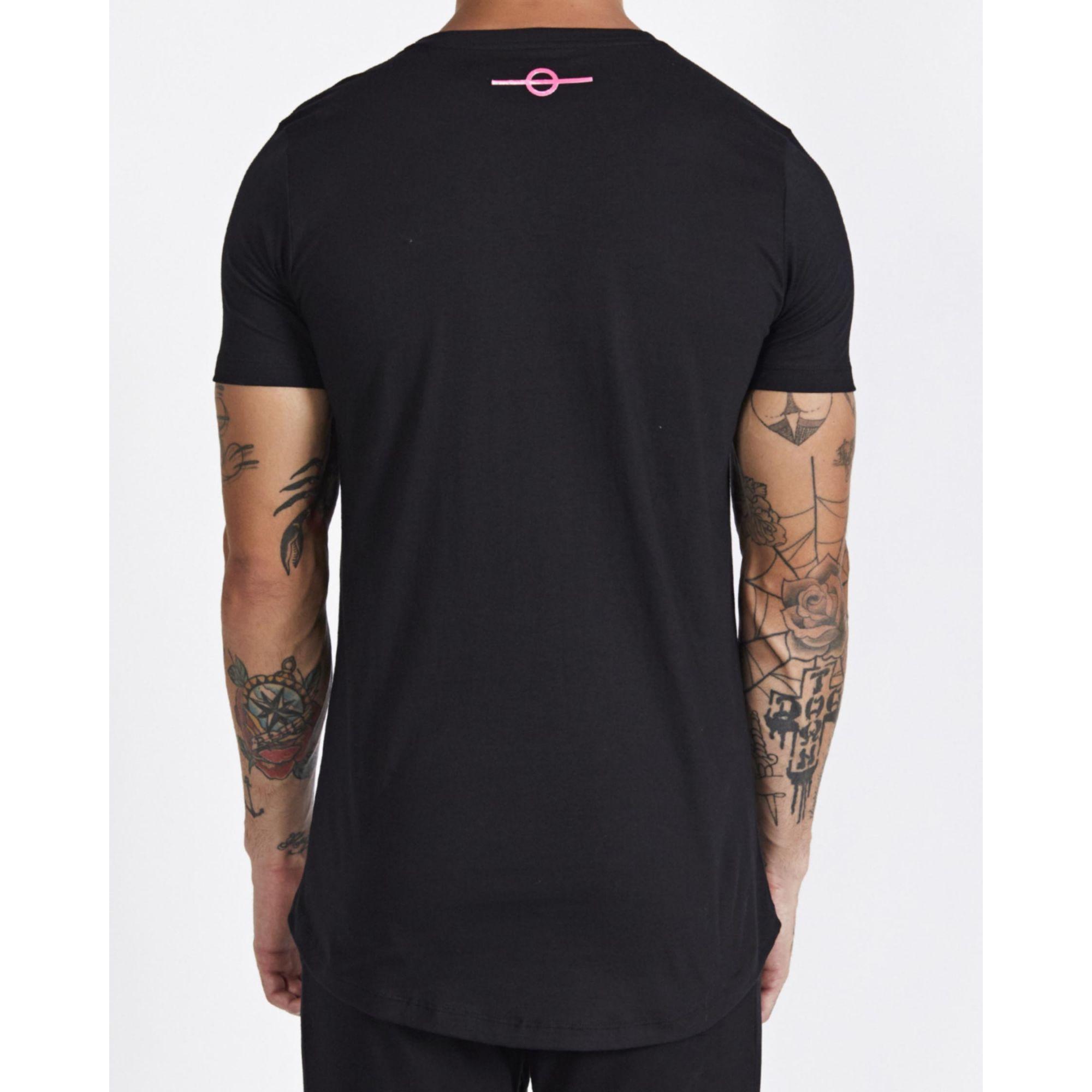Camiseta Buh Meio Black