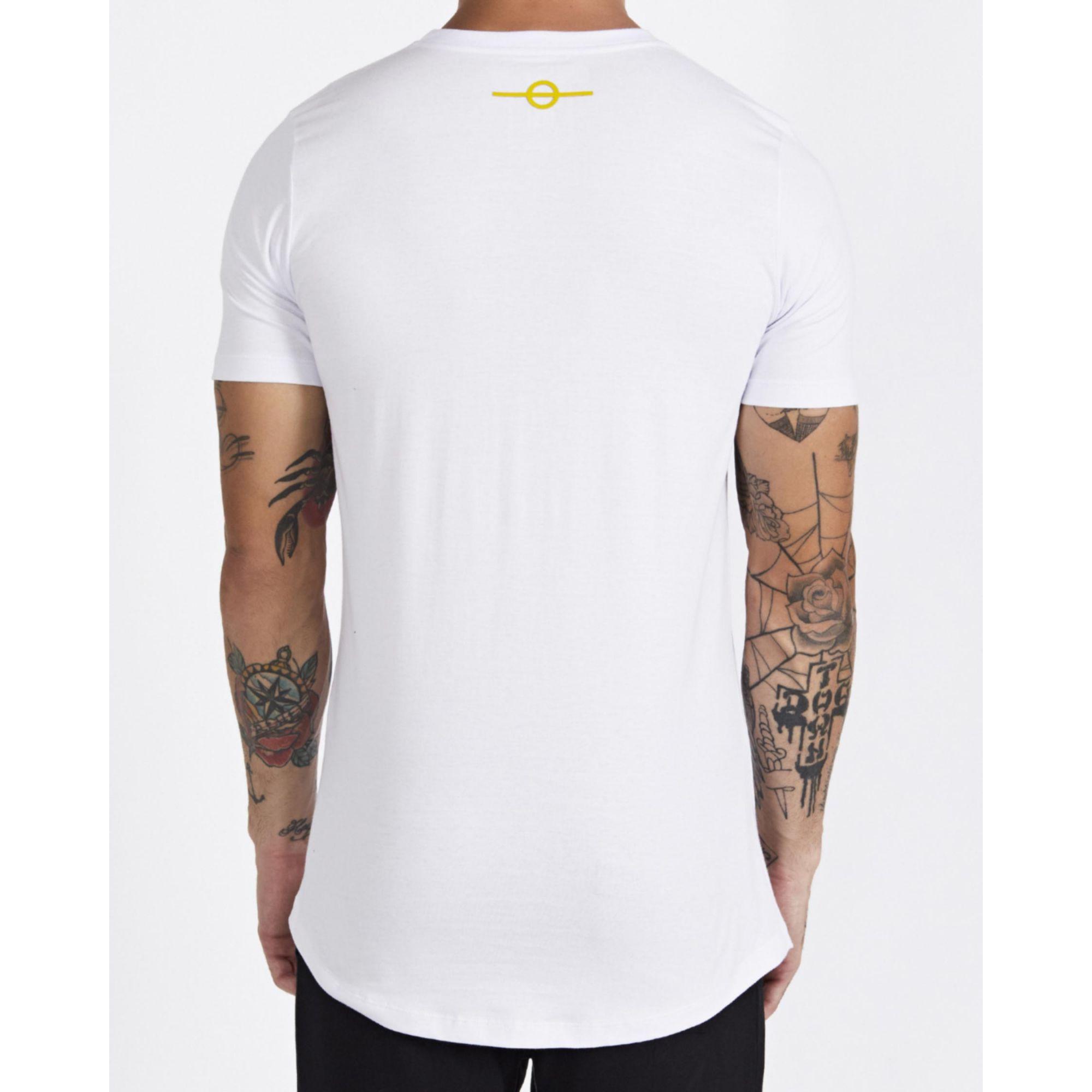 Camiseta Buh Meio White