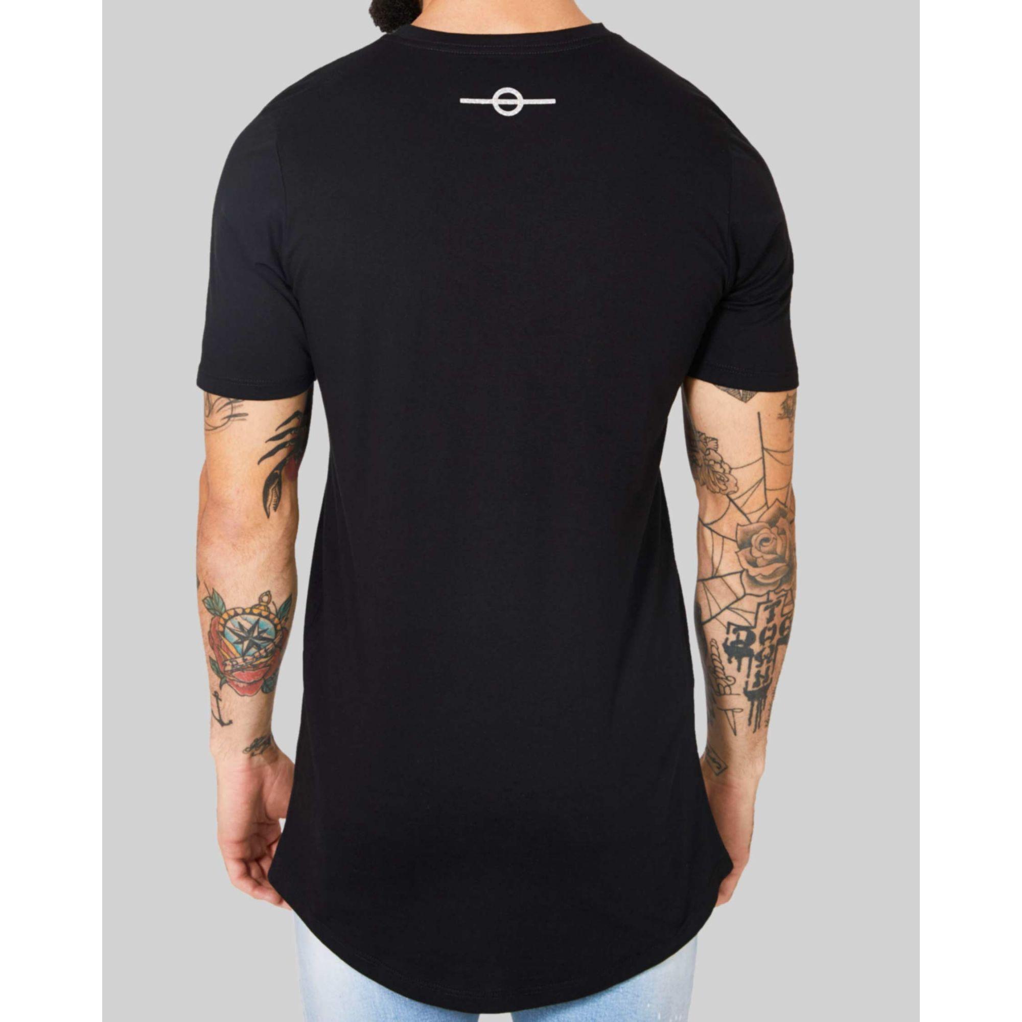 Camiseta Buh MicroFoil Black
