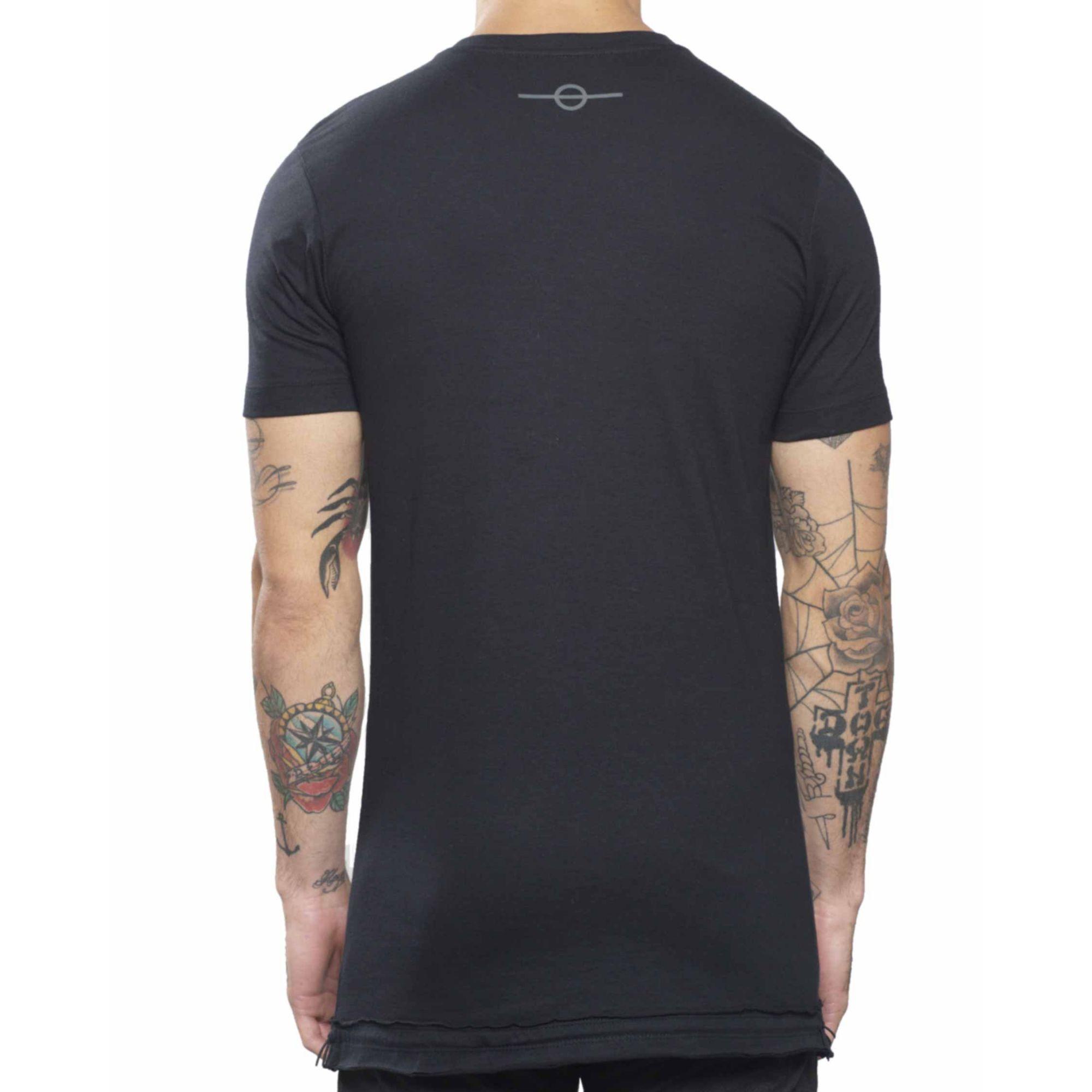 Camiseta Buh Noir Black