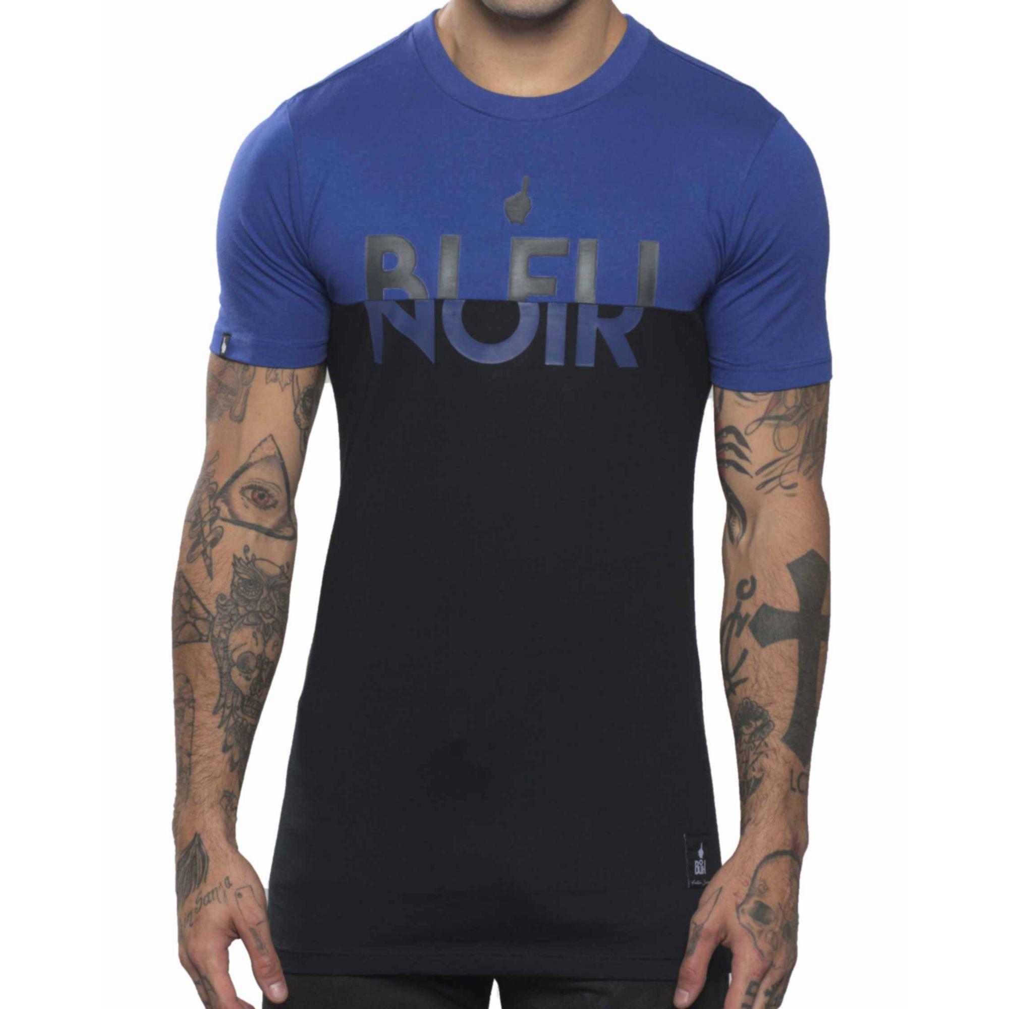 Camiseta Buh Noir Bleu