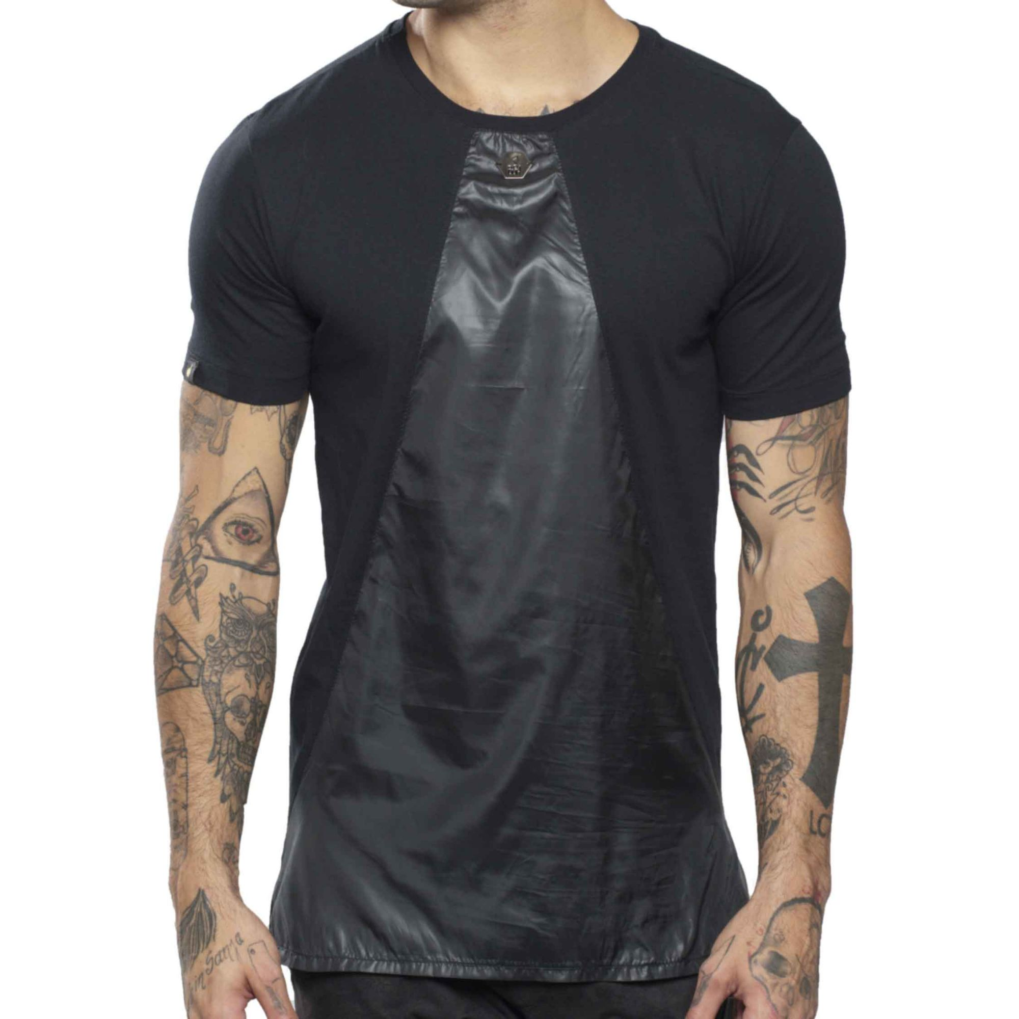 Camiseta Buh Paris Black