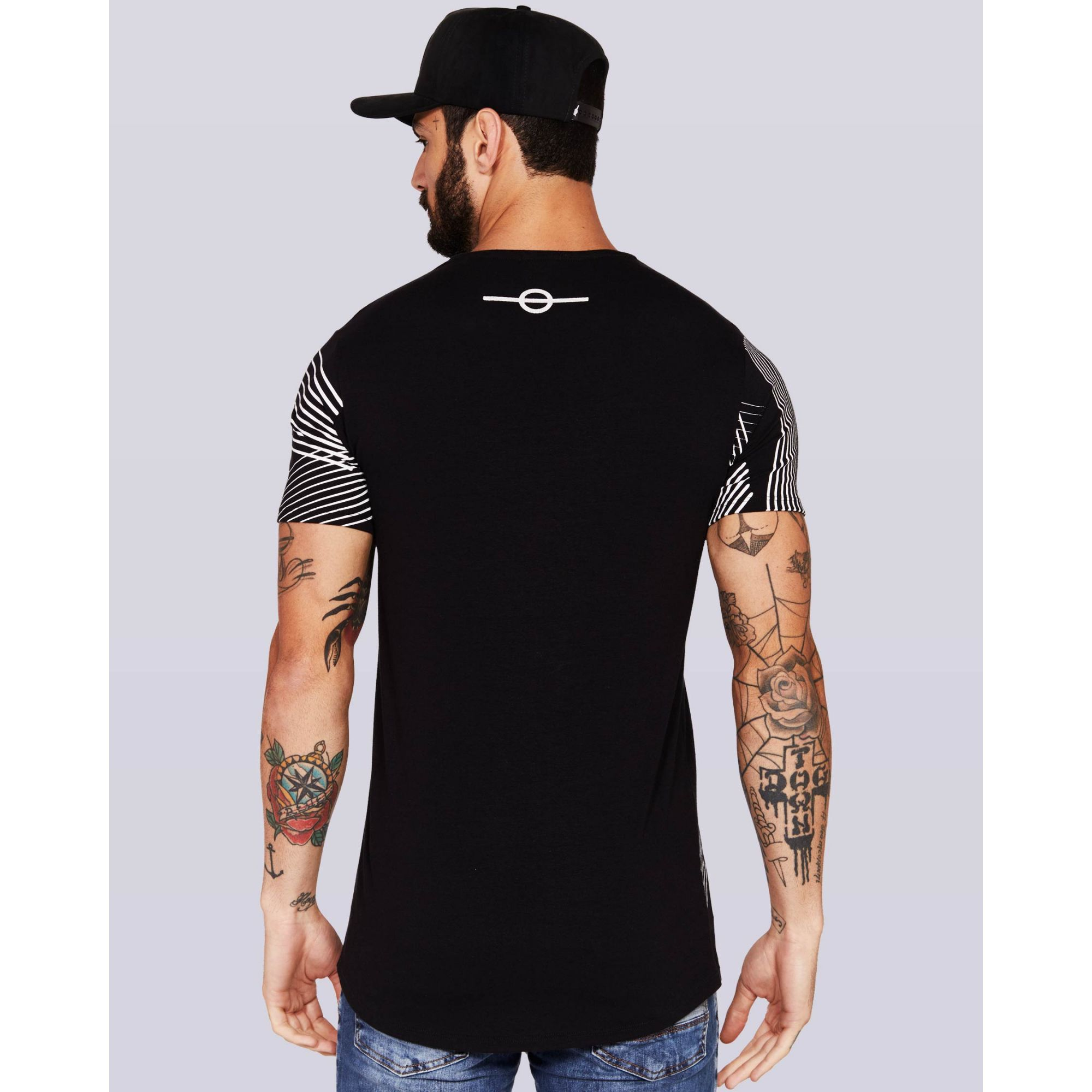 Camiseta Buh Patience Black