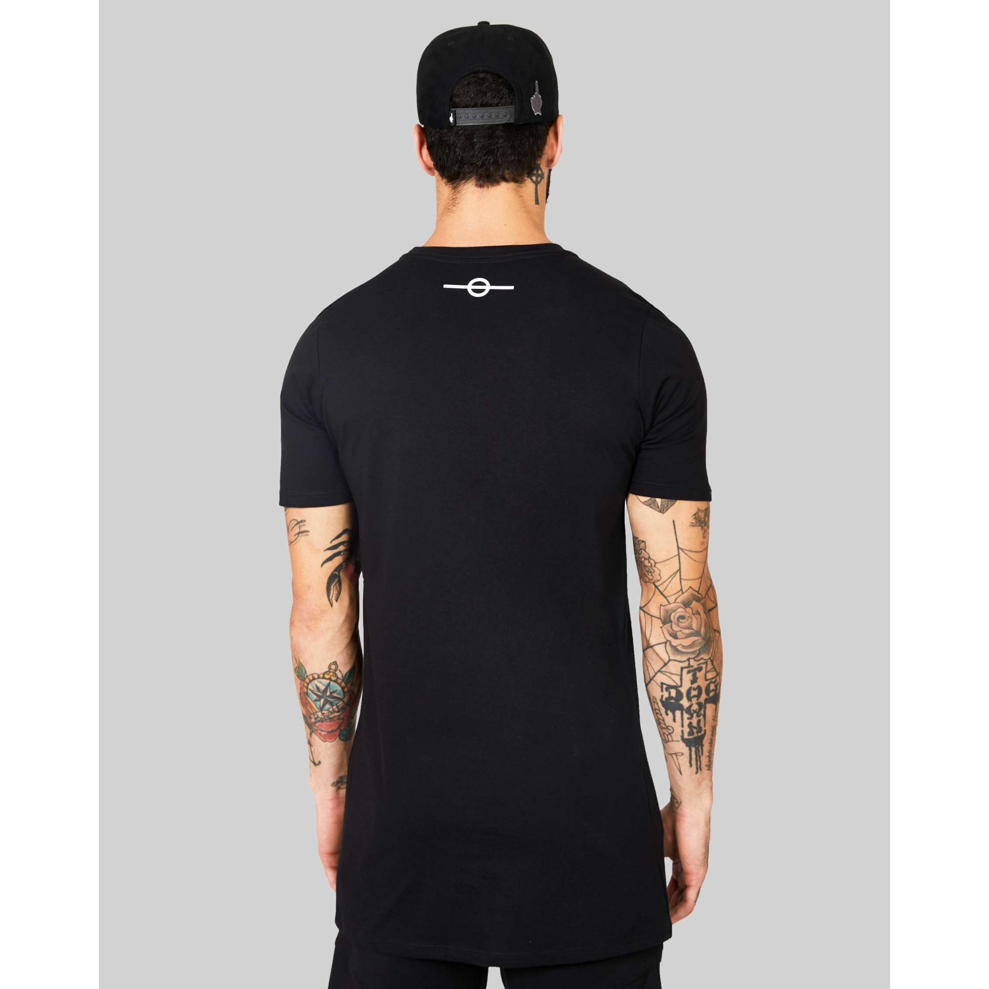 Camiseta Buh Placa Gomo Black