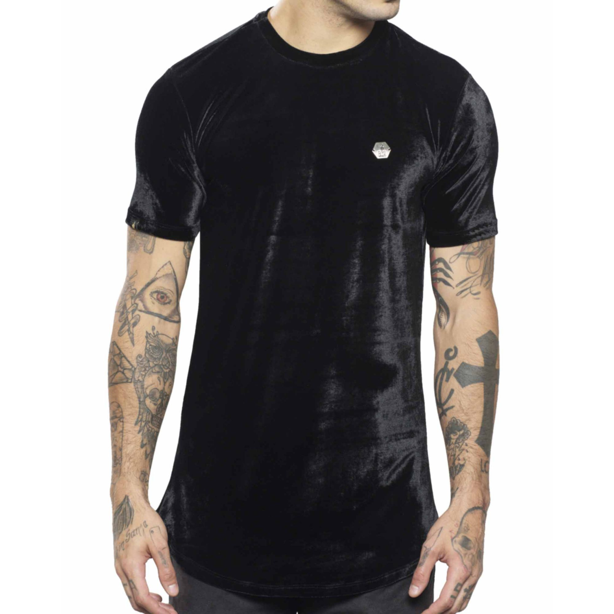 Camiseta Buh Plush Black