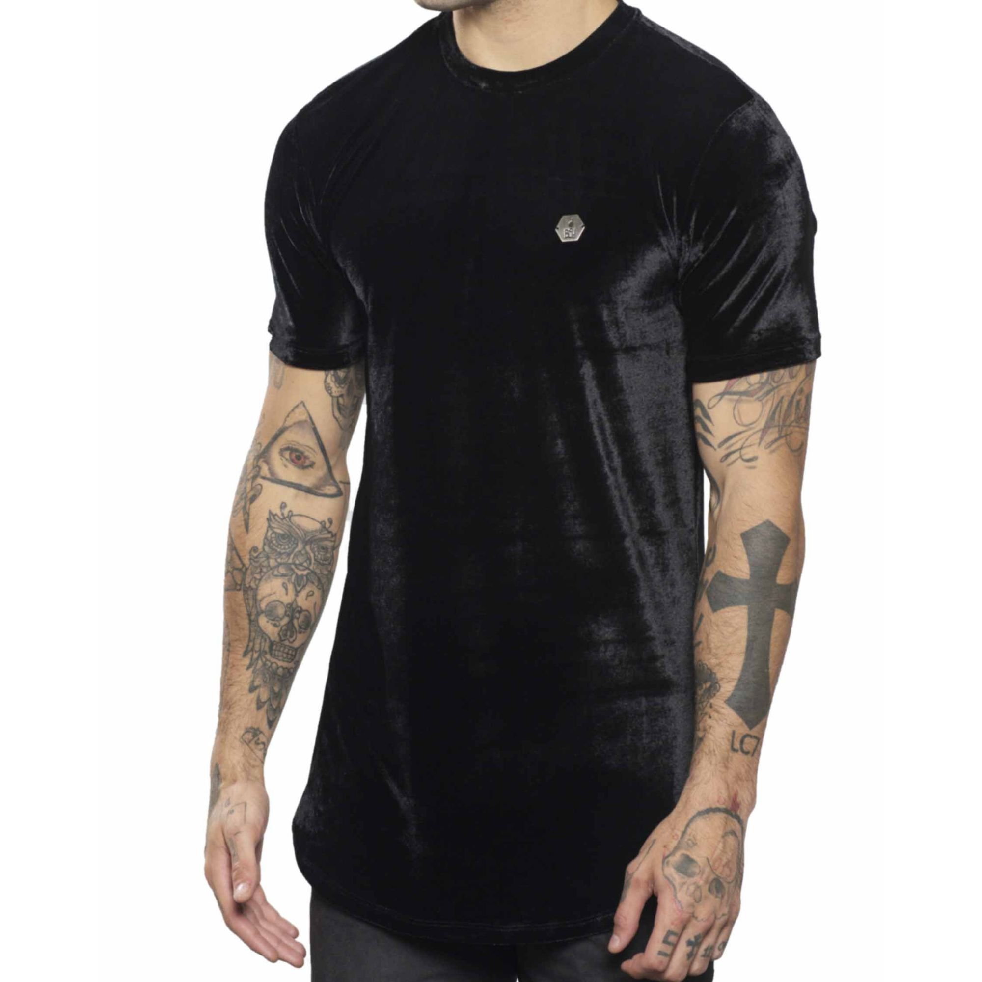 Camiseta Buh Plush Black