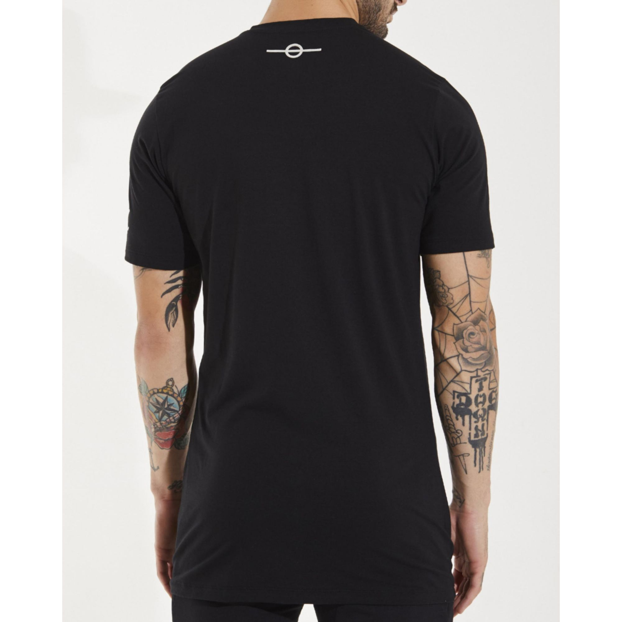 Camiseta Buh Pop Black