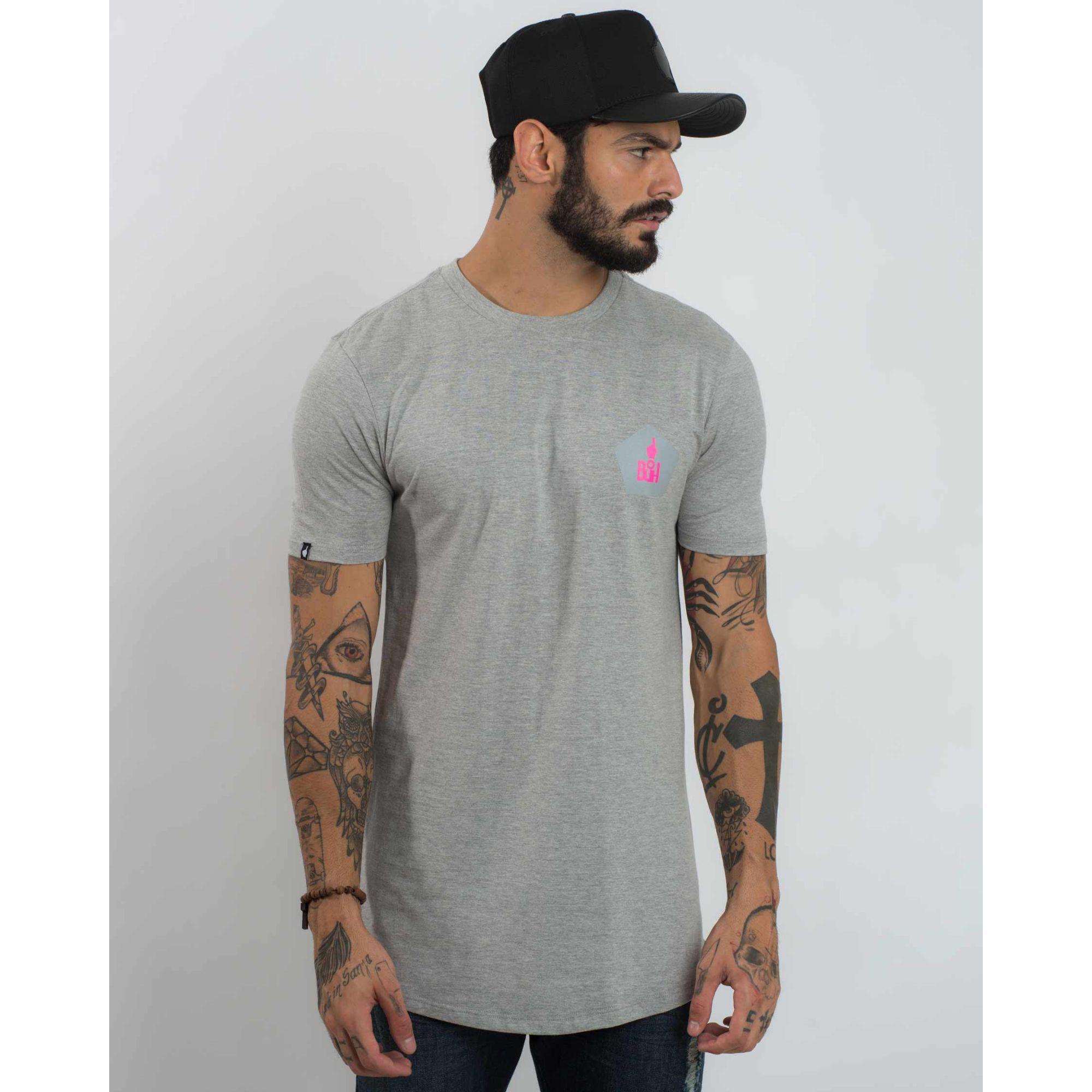 Camiseta Buh Post Soccer Grey