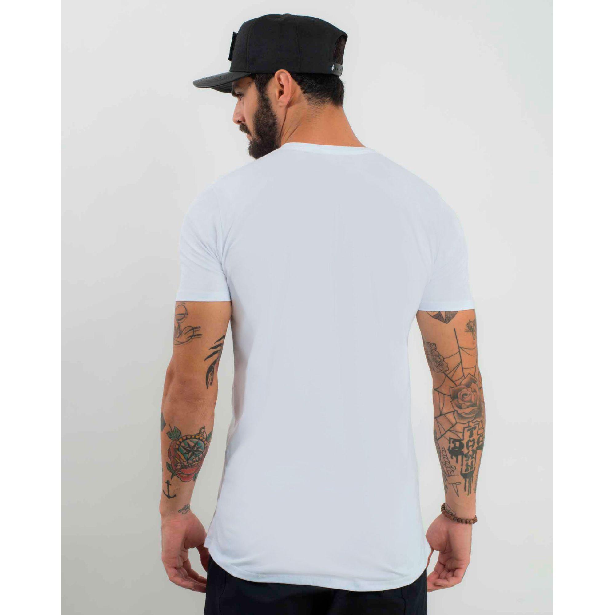 Camiseta Buh Premium Double Brasil