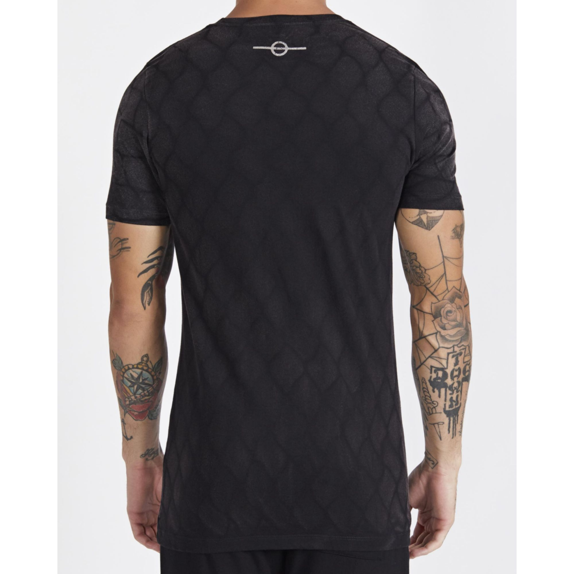 Camiseta Buh Rede Black