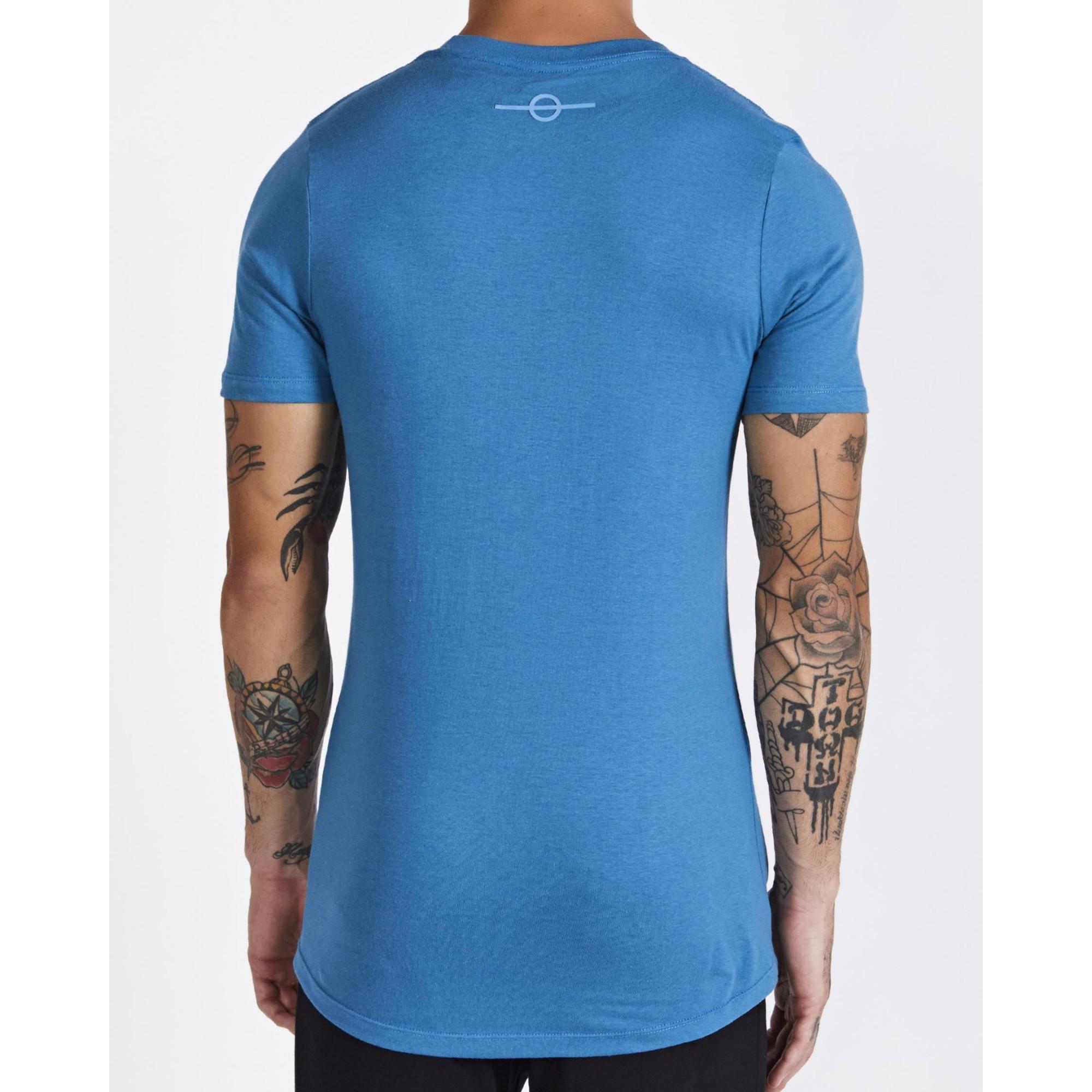 Camiseta Buh Relevo Blue