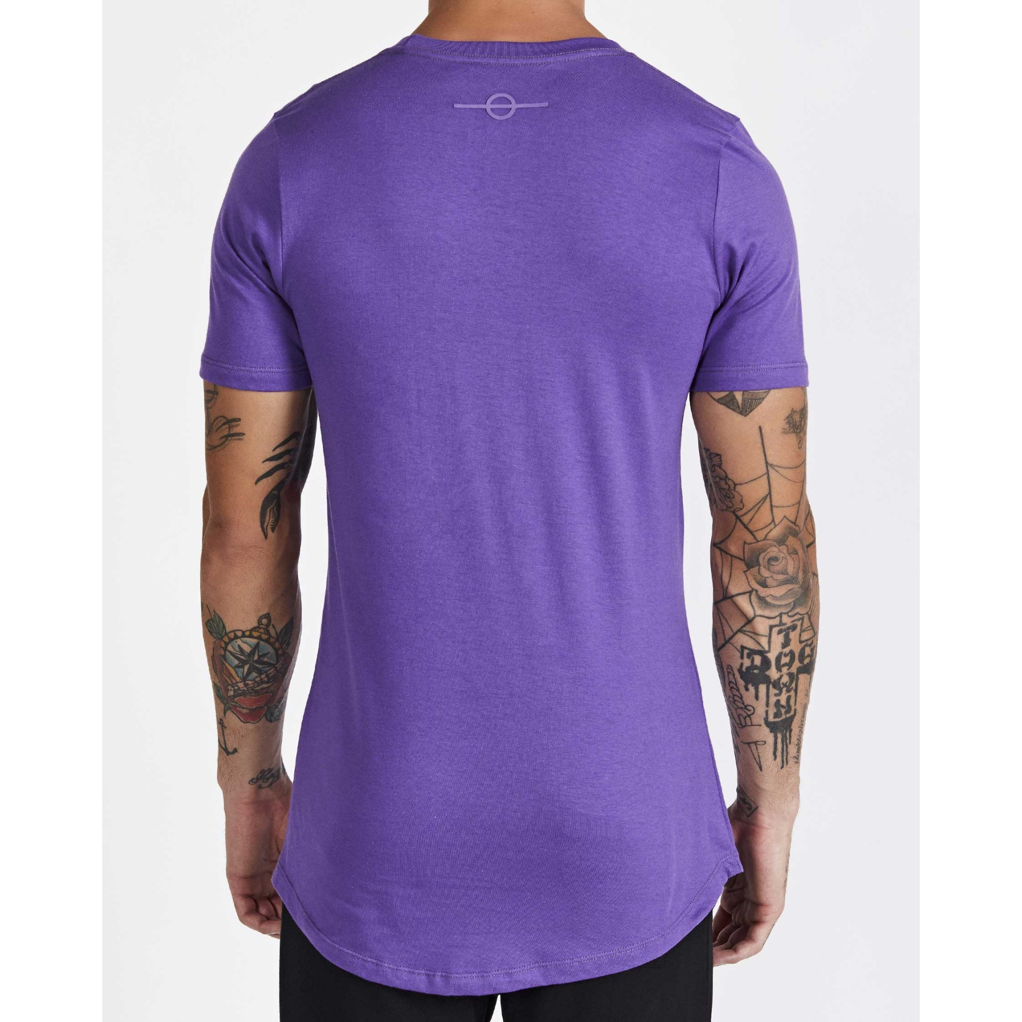 Camiseta Buh Relevo Purple